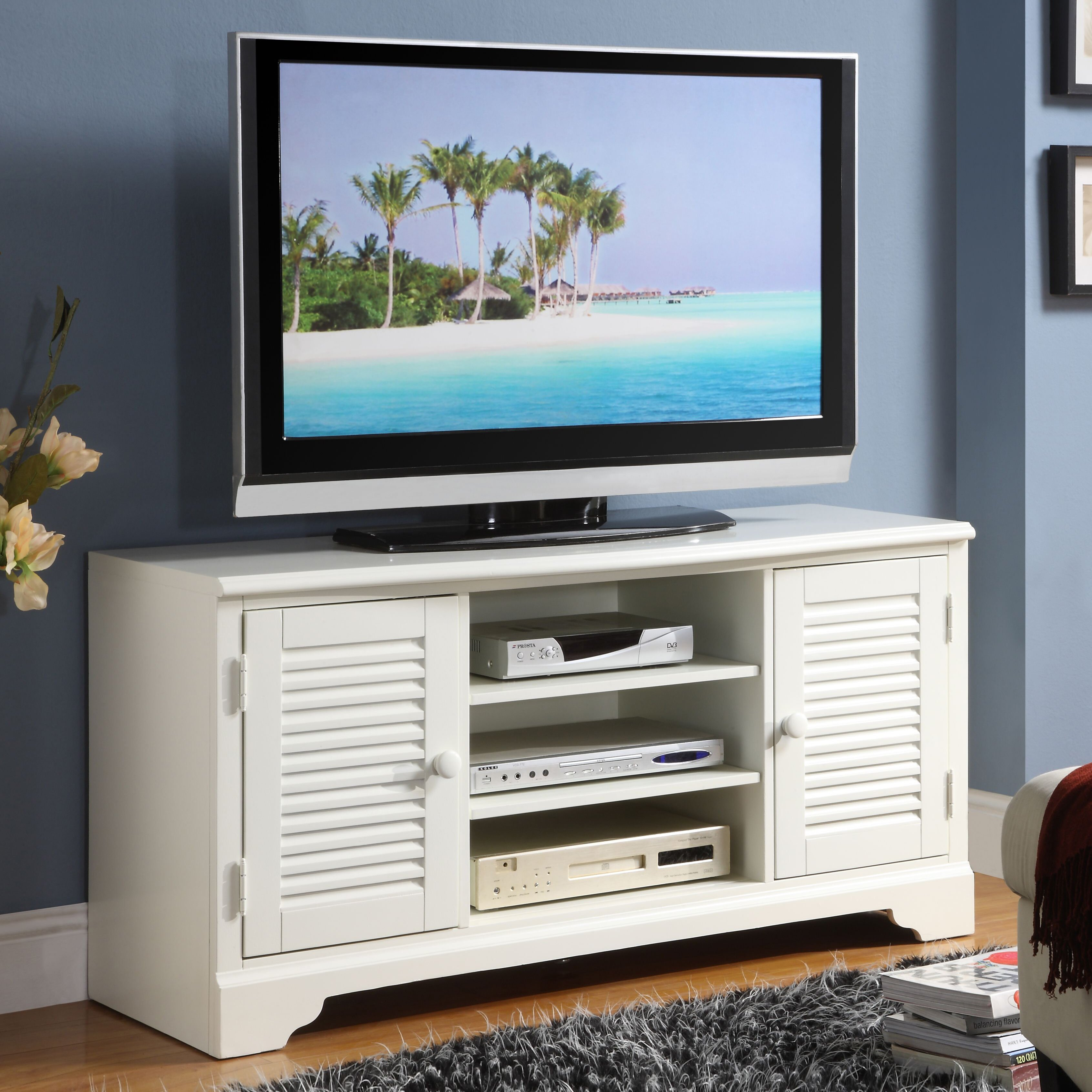 Riverside Furniture Essex Point Wall TV Stand & Reviews
