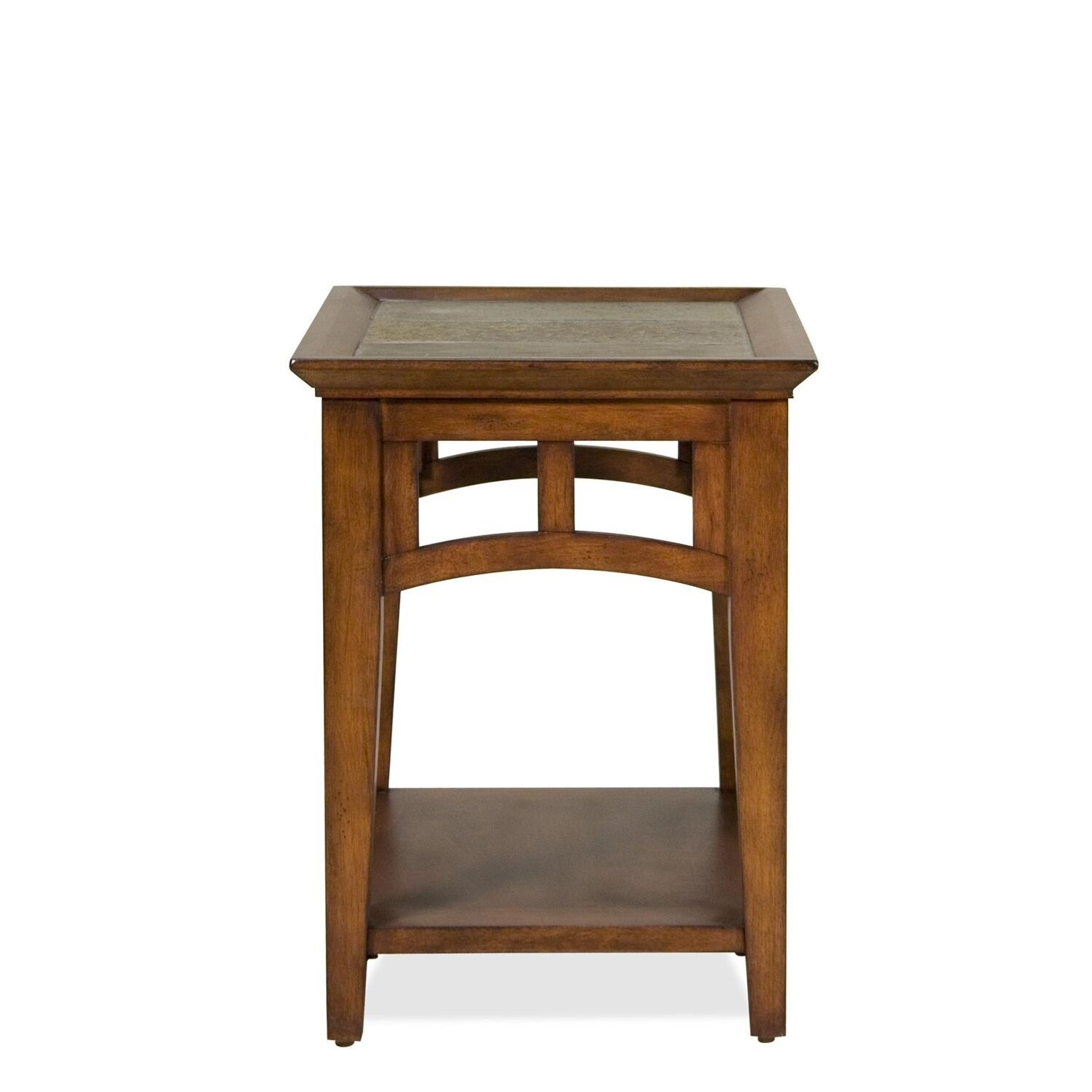 Riverside Furniture Andorra End Table Reviews Wayfair