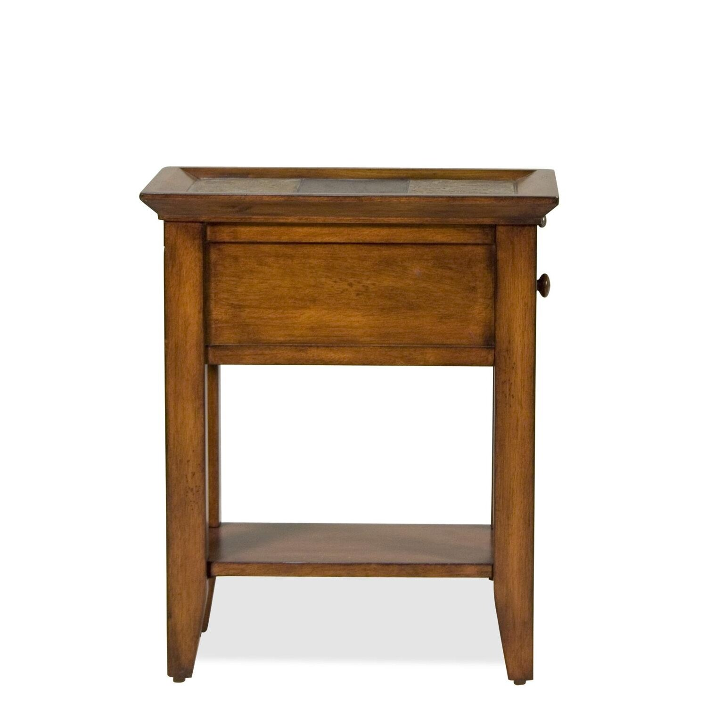 Wayfair Tables: Riverside Furniture Andorra End Table & Reviews