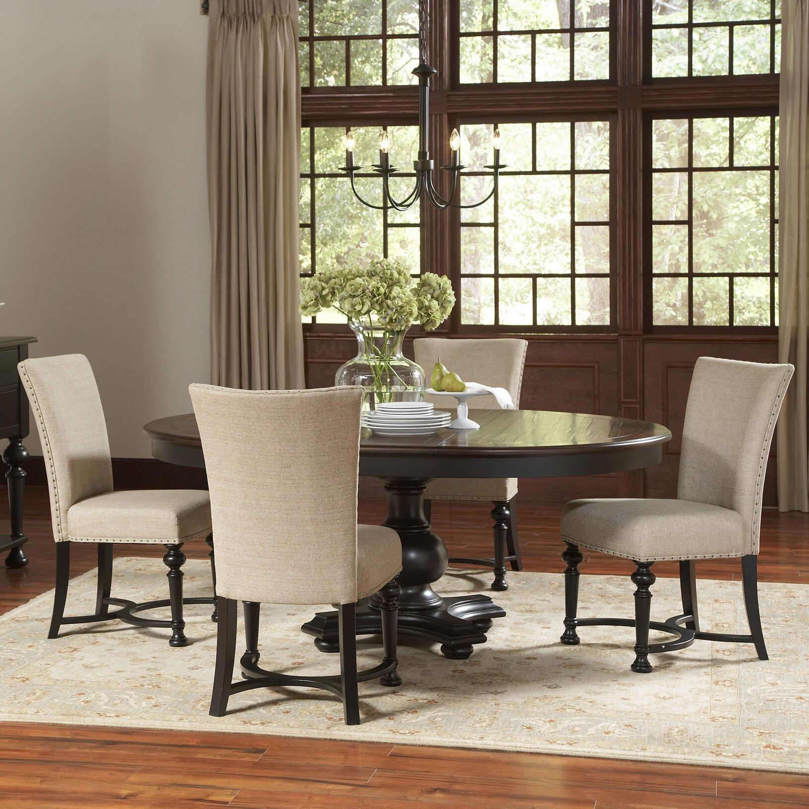 riverside furniture williamsport 5 piece dining set