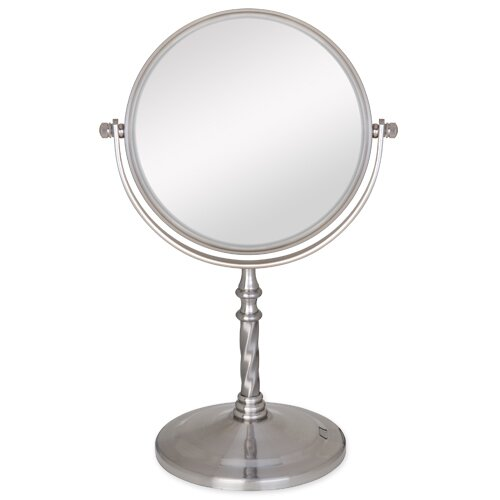 Zadro Swivel Vanity Mirror Amp Reviews Wayfair
