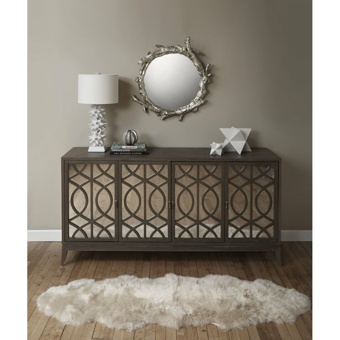 dwellstudio oakley mirror wayfair
