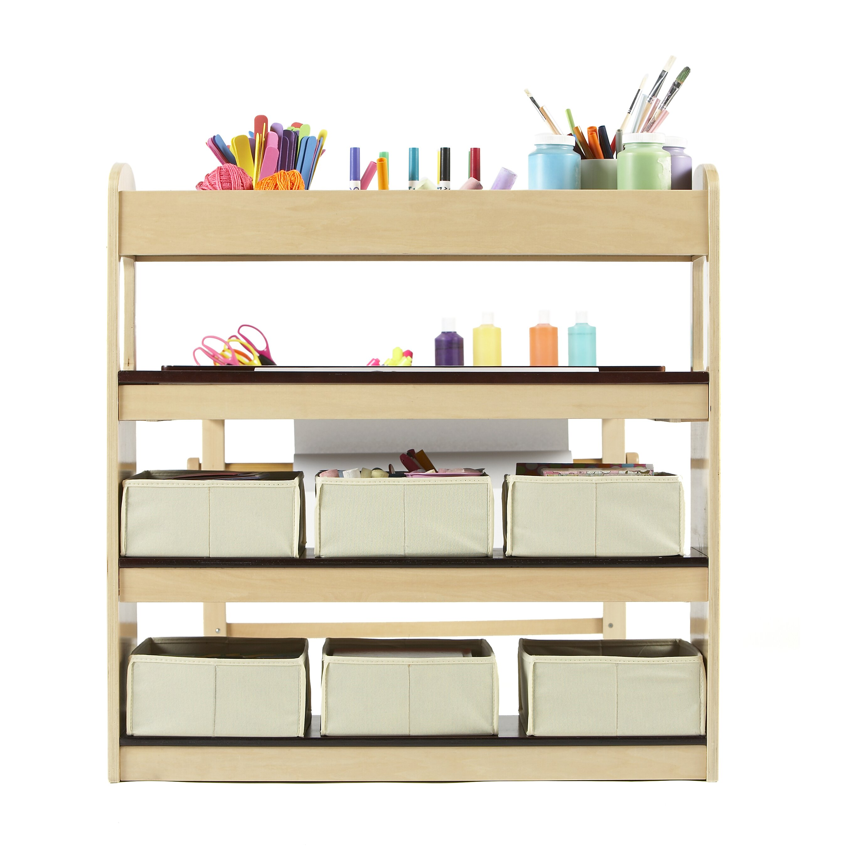 dwellstudio kids rectangular arts and crafts table. Black Bedroom Furniture Sets. Home Design Ideas