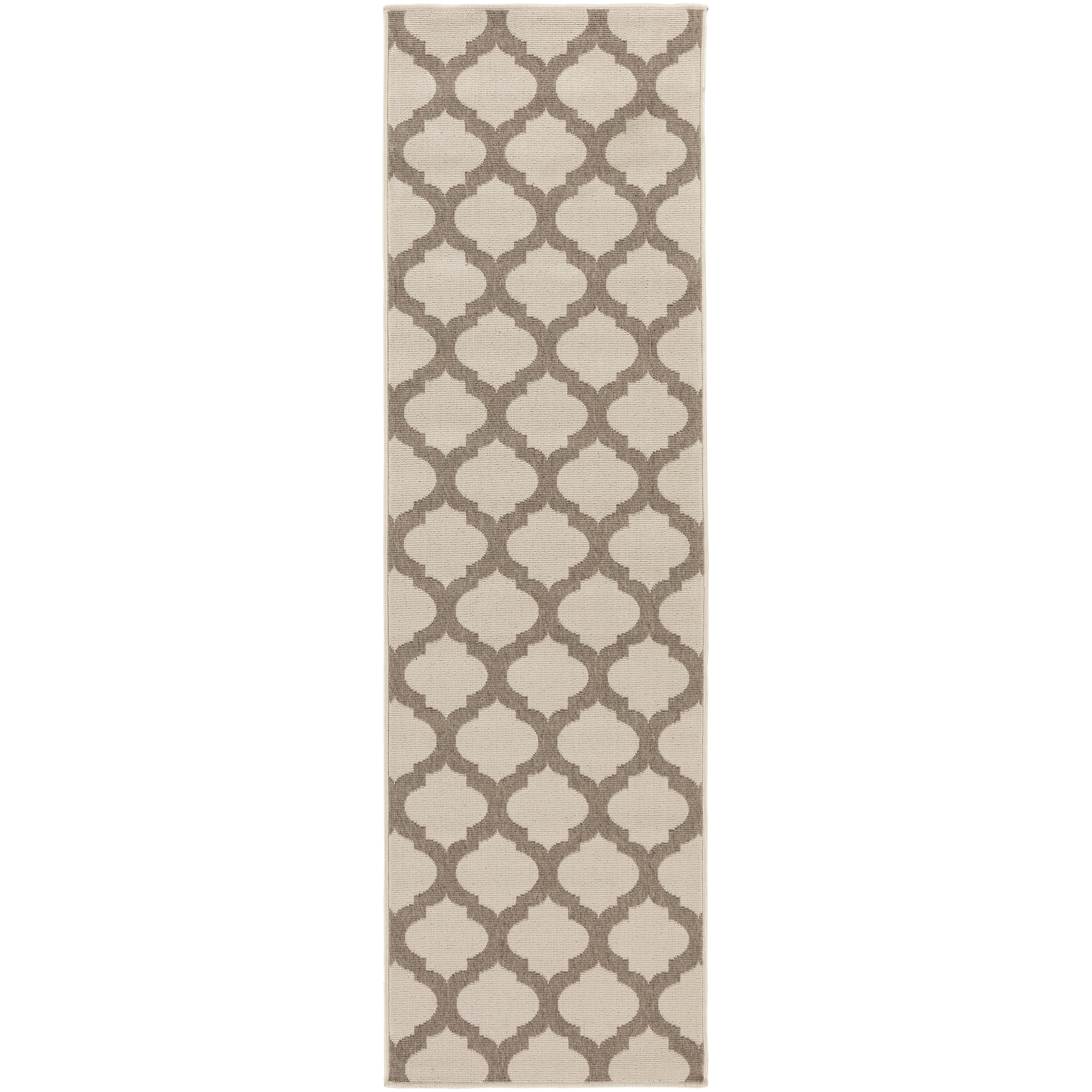 Christmas Tree Farms For Sale In Oregon: DwellStudio Alfresco Hand-Woven Beige / Taupe Outdoor Area