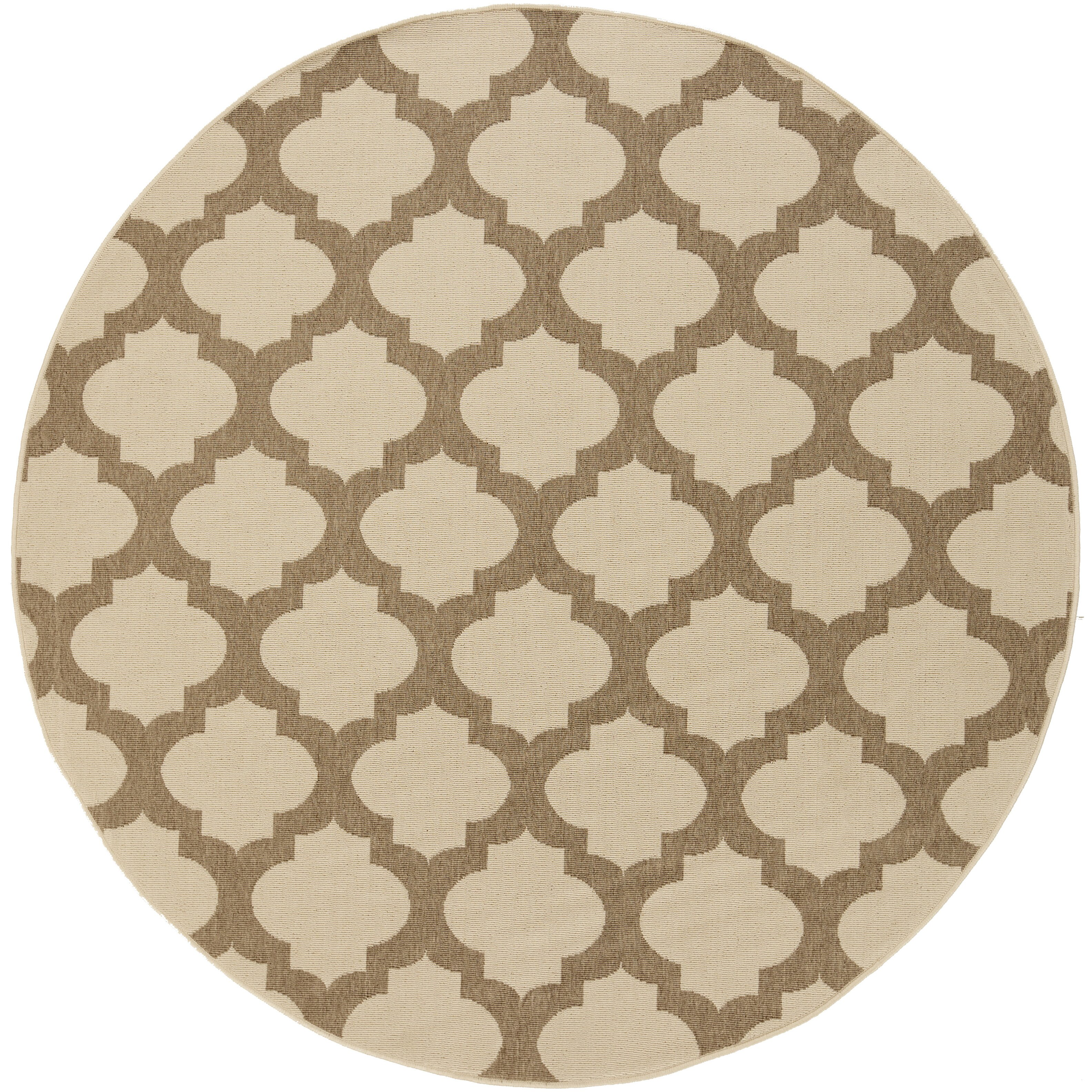dwellstudio alfresco hand woven beige taupe outdoor area