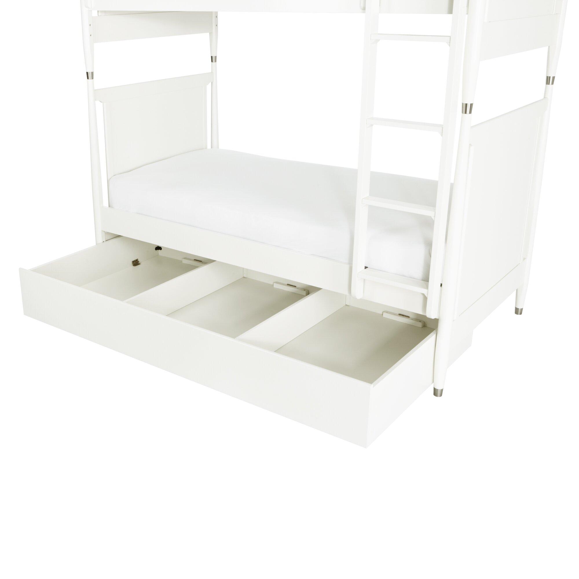 mid century bunk bed