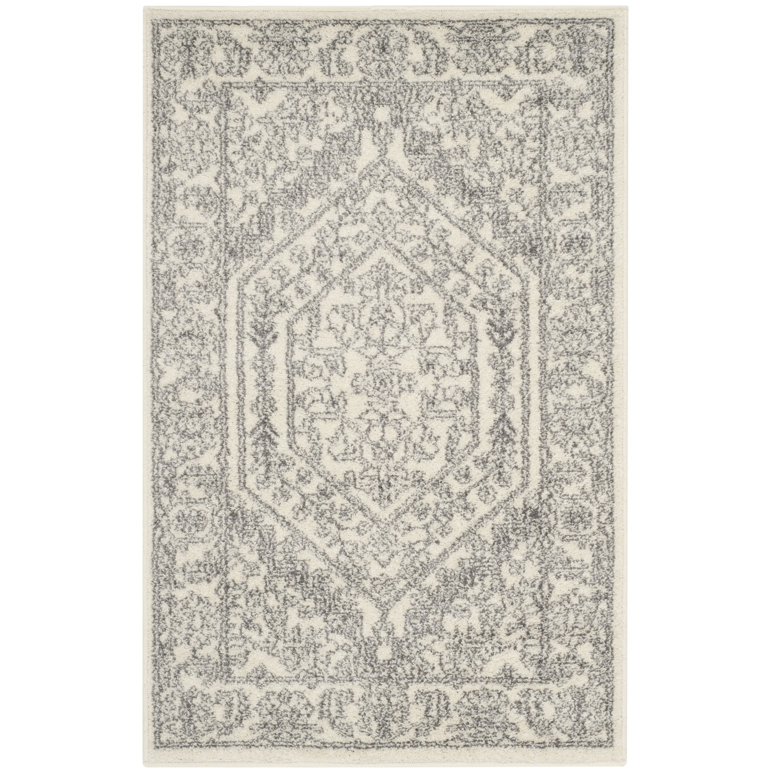 dwellstudio alder ivory silver area rug reviews wayfair