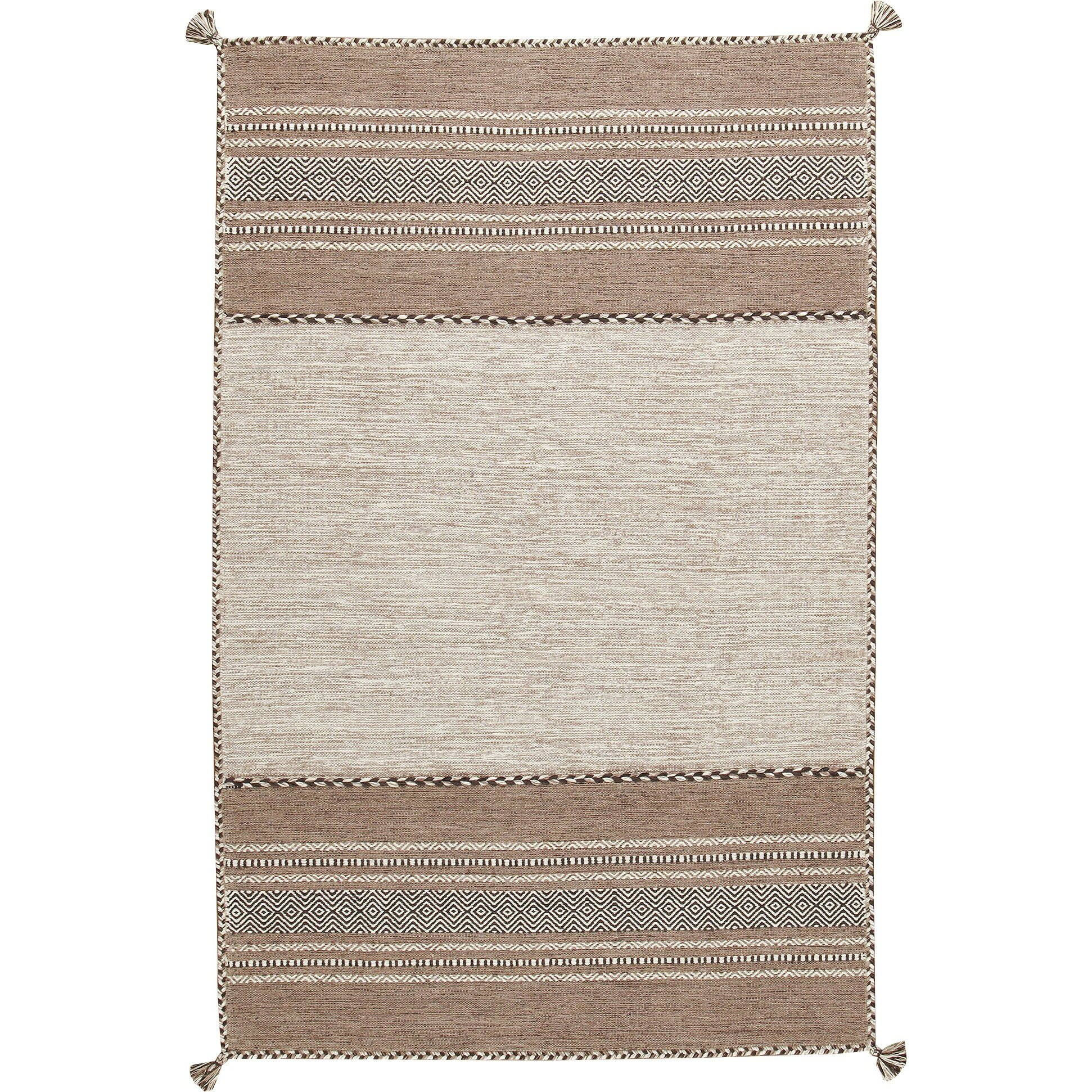 Gray Taupe And White Bedroom Curatins: DwellStudio Gray/Taupe Area Rug & Reviews