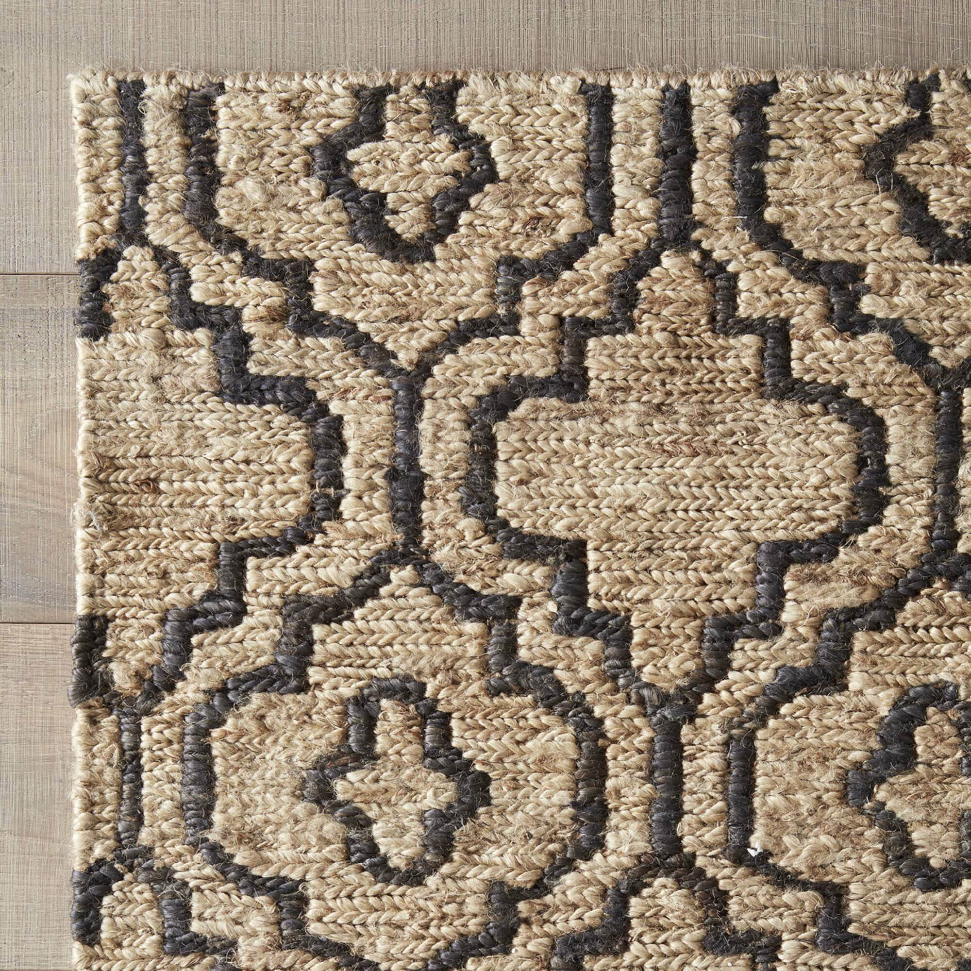 dwellstudio vise hand woven natural area rug reviews wayfair