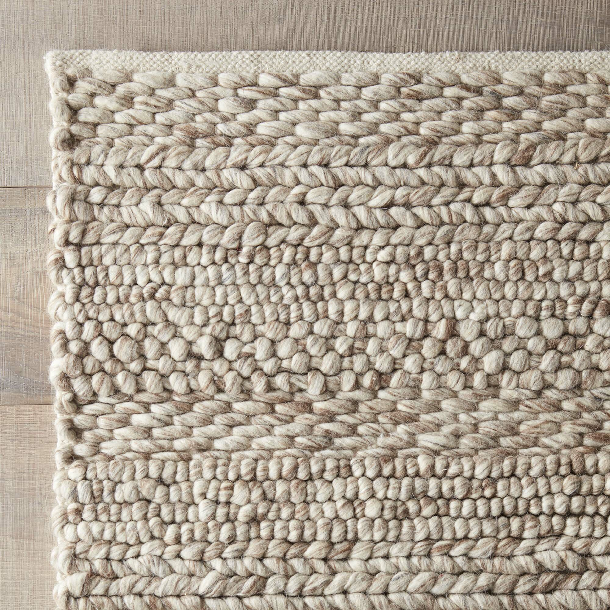DwellStudio Florian Hand Woven Natural Area Rug amp Reviews
