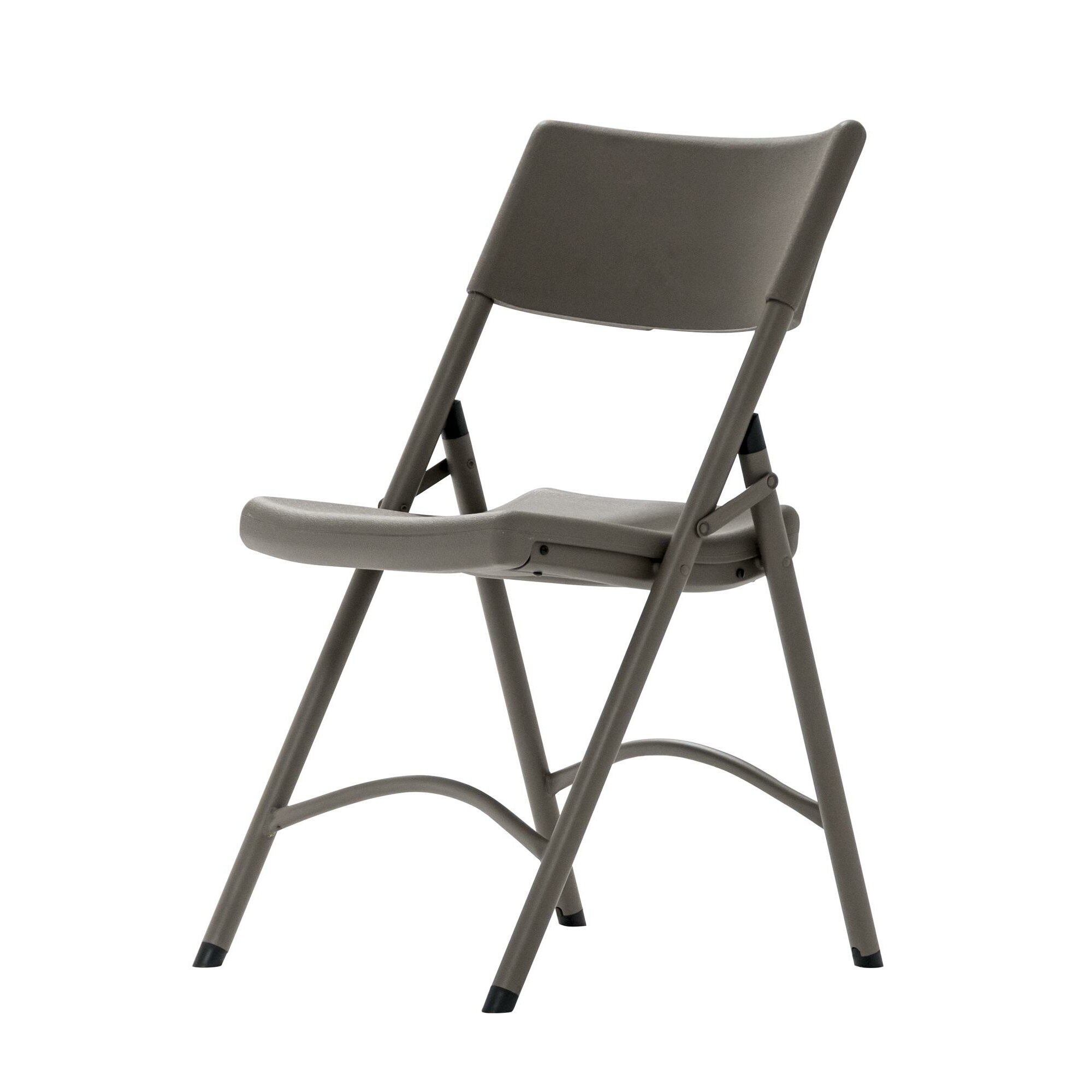 Cosco Home and fice Premium Heavy Duty Blow Mold Folding Chair Set