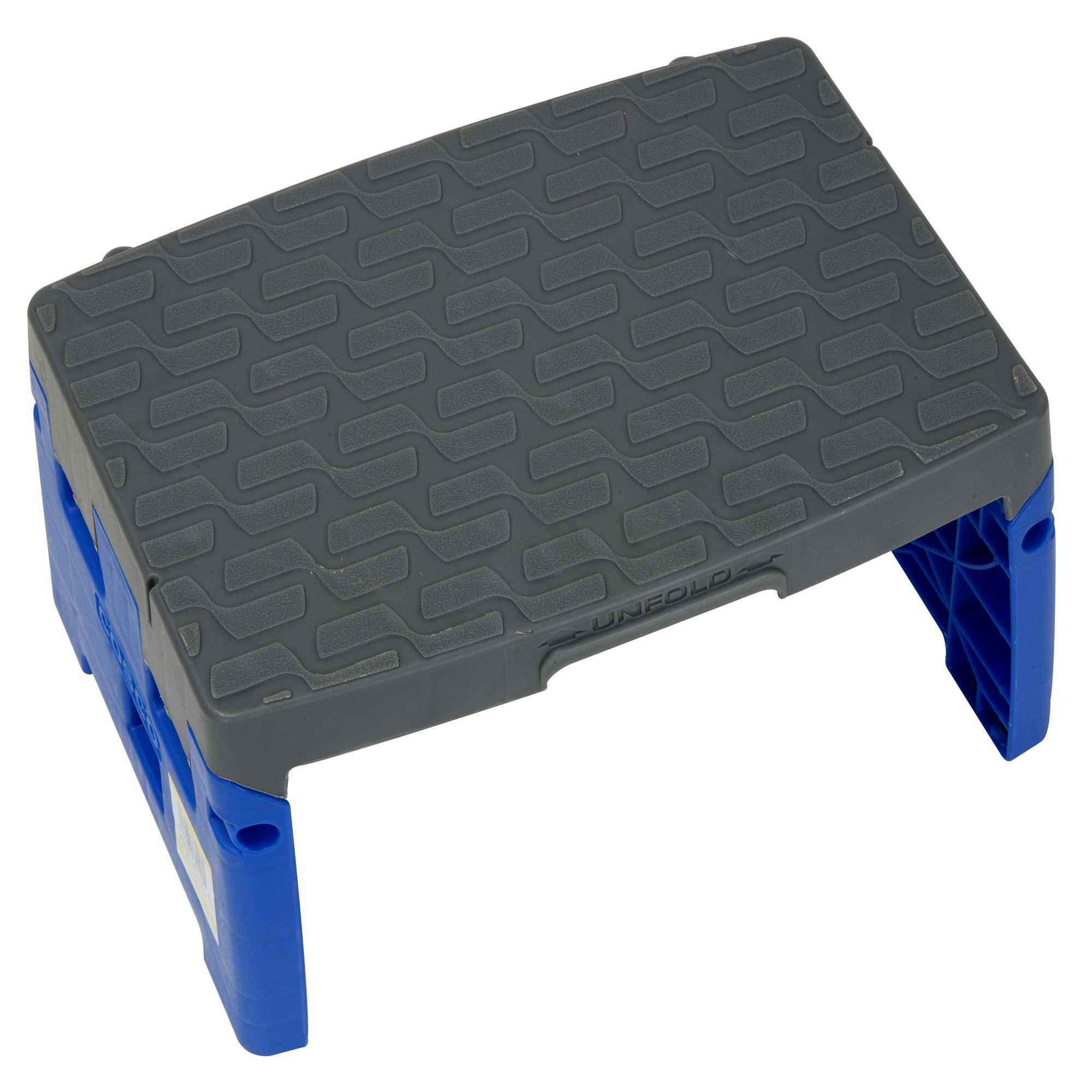 Cosco Home And Office 1 Step Plastic Molded Folding Step