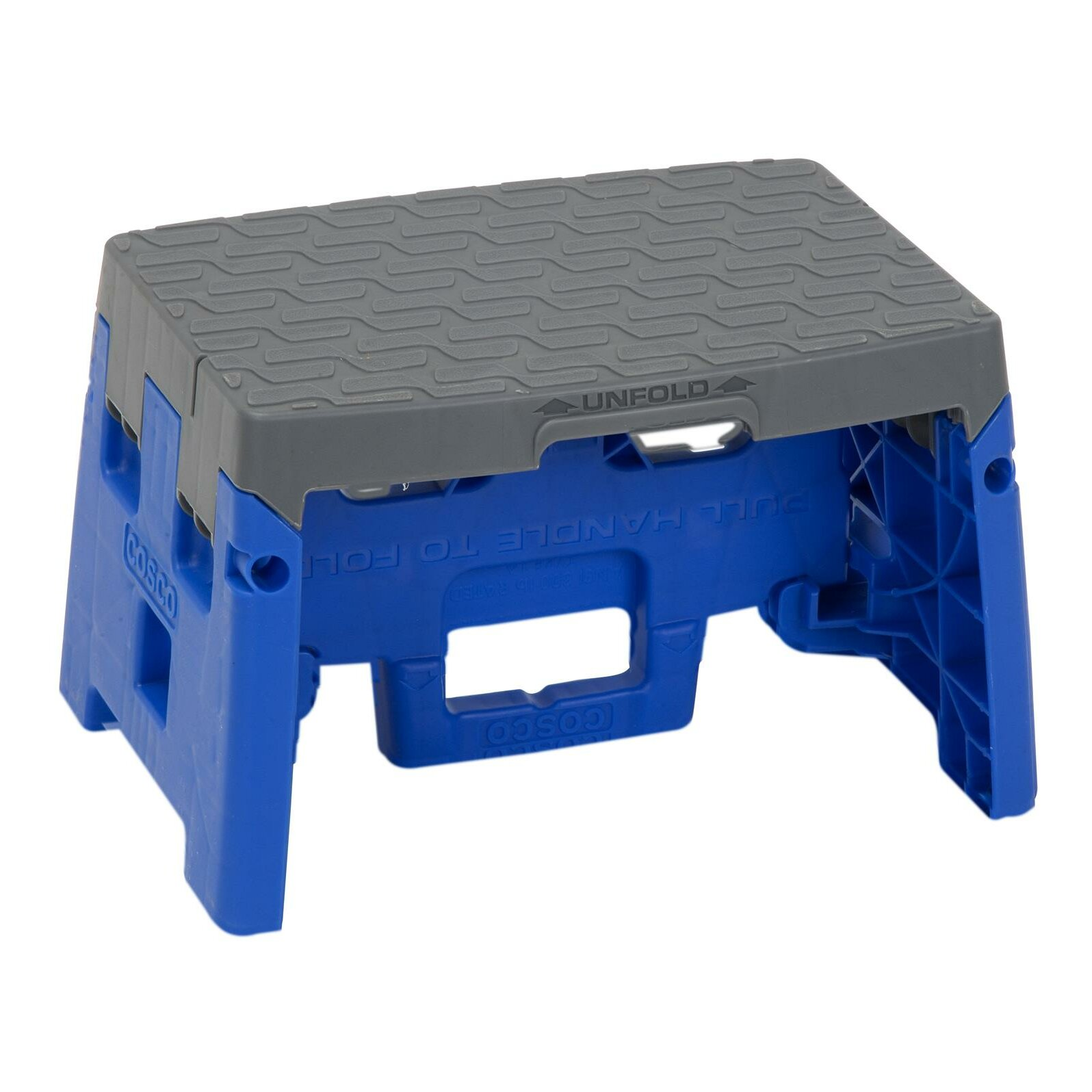 Cosco Home And Office 1 Step Plastic Moulded Folding Step