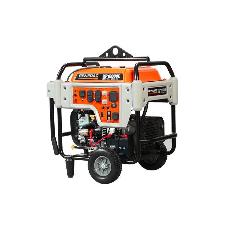 Home Improvement Generators Portable Generators Generac SKU: GDN1611