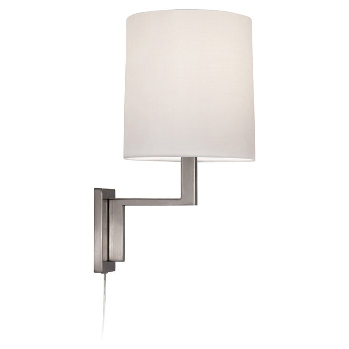sonneman thick thin mini one light wall lamp reviews wayfair