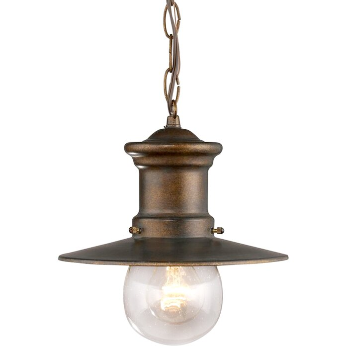 Outdoor Lantern Pendant Lighting : Elk lighting maritime light outdoor pendant reviews
