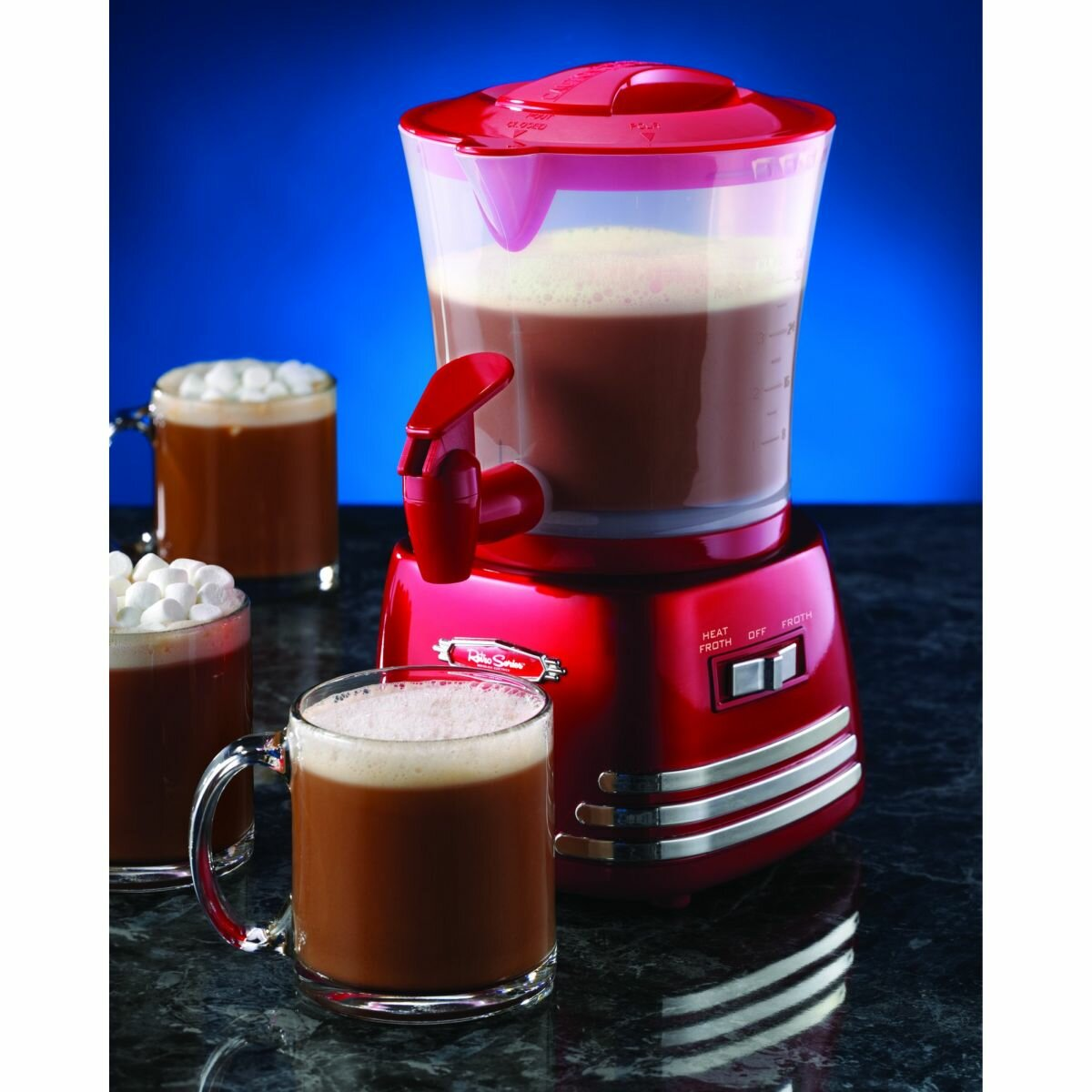 Nostalgia Electrics Retro Series Hot Chocolate Maker & Reviews Wayfair