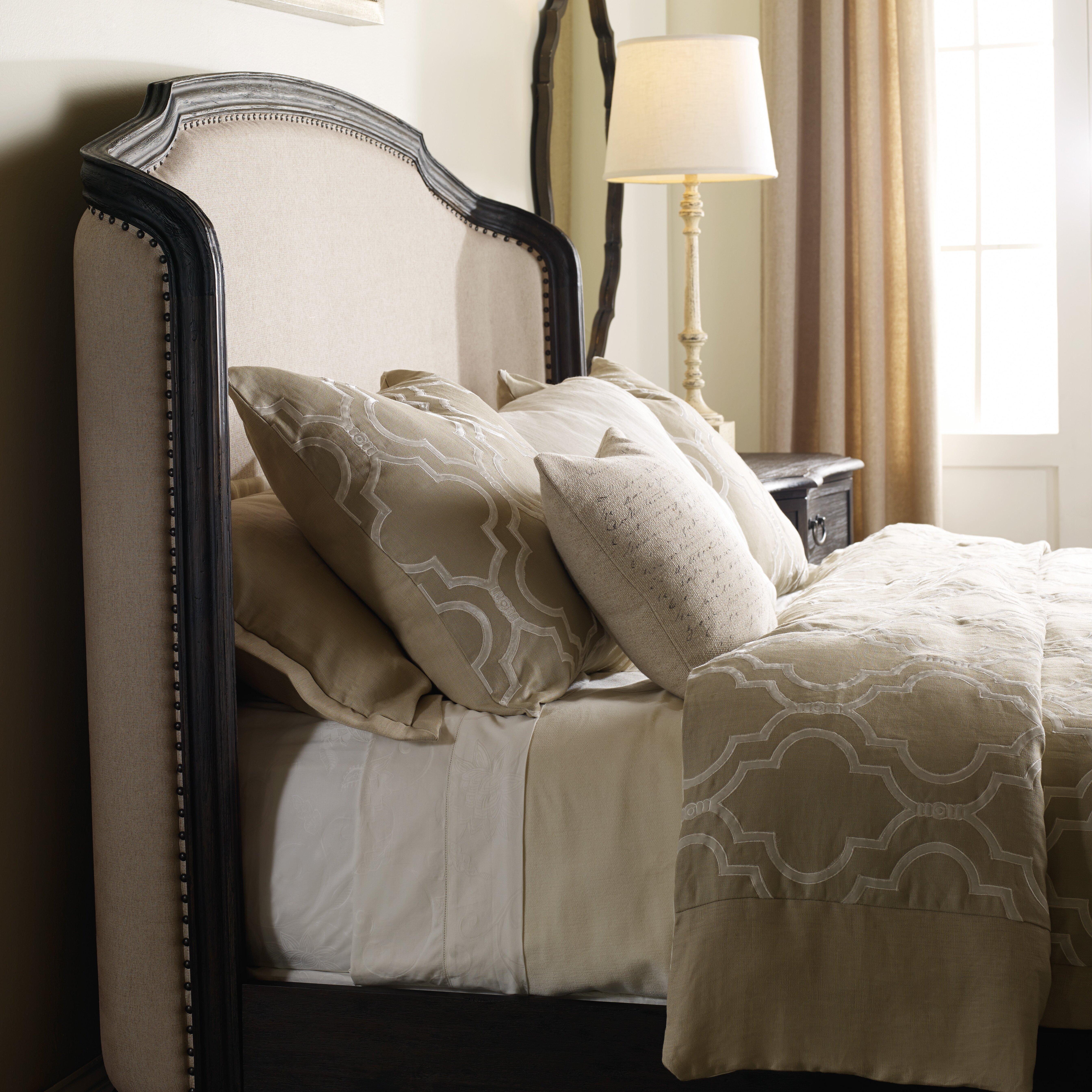 Hooker Furniture Corsica Upholstered Headboard & Reviews