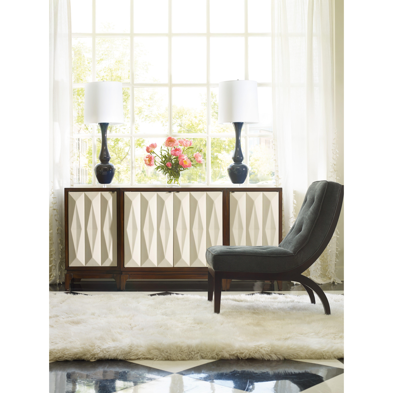 Hooker Furniture Melange Credenza & Reviews