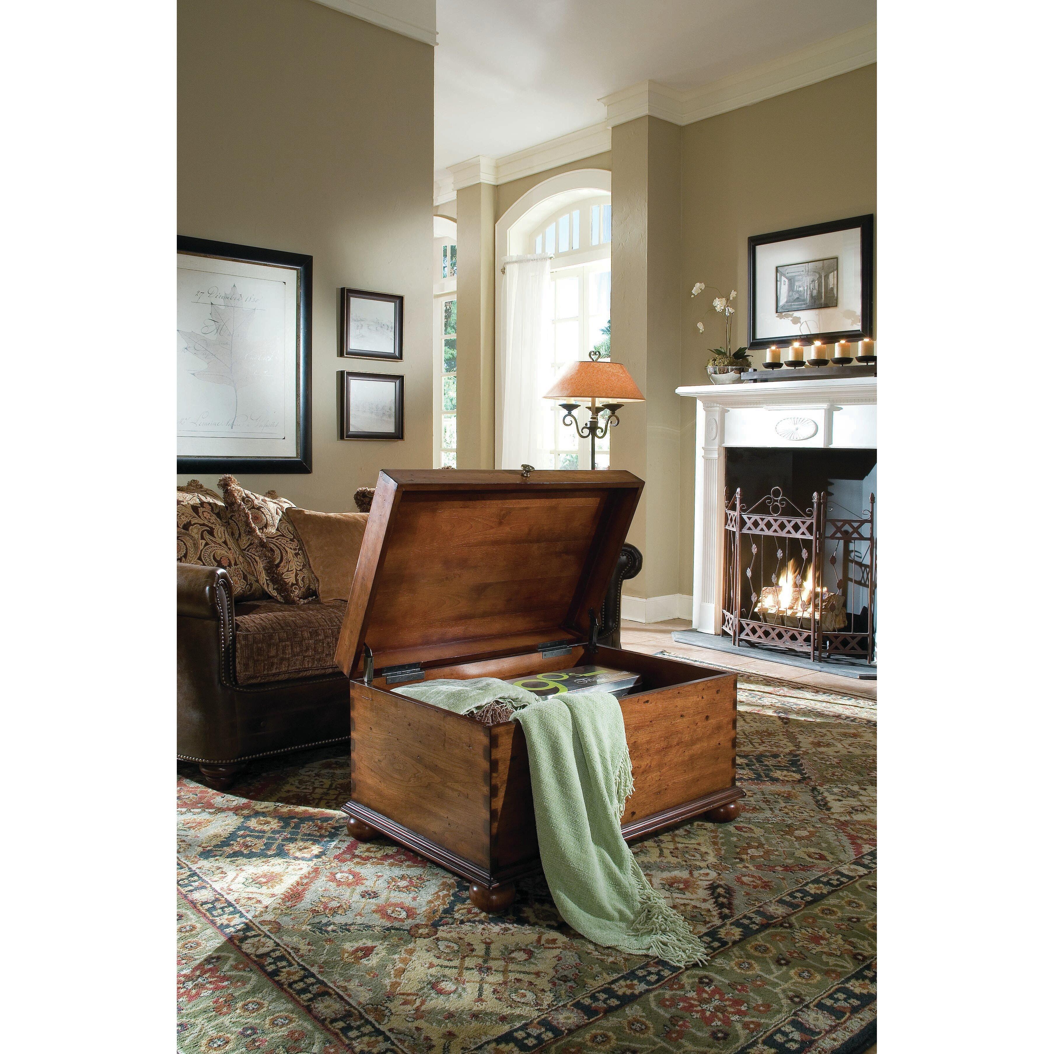 Hooker Furniture Coffee Table Reviews Wayfair