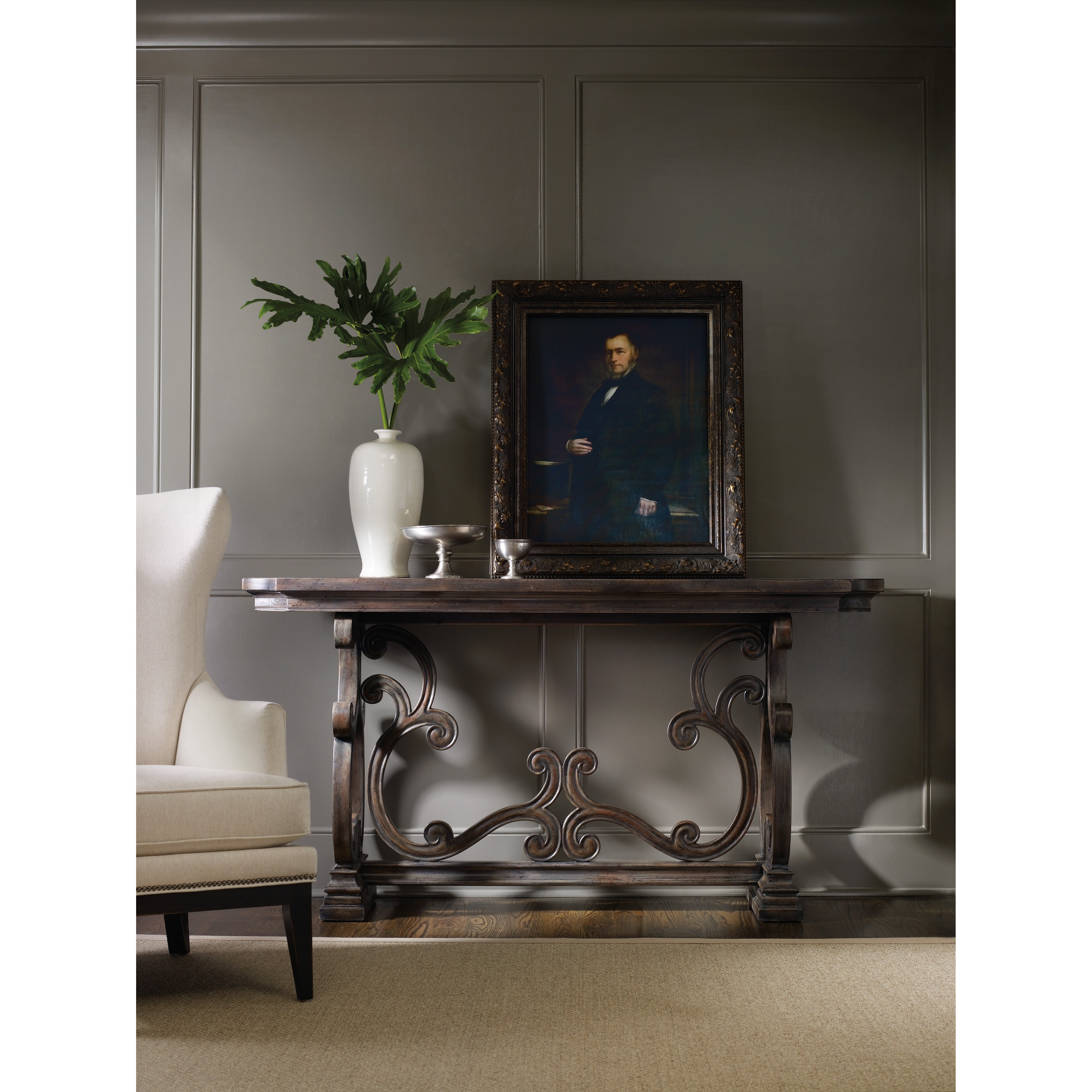 Hooker Furniture Davalle Console Table Reviews Wayfair Supply