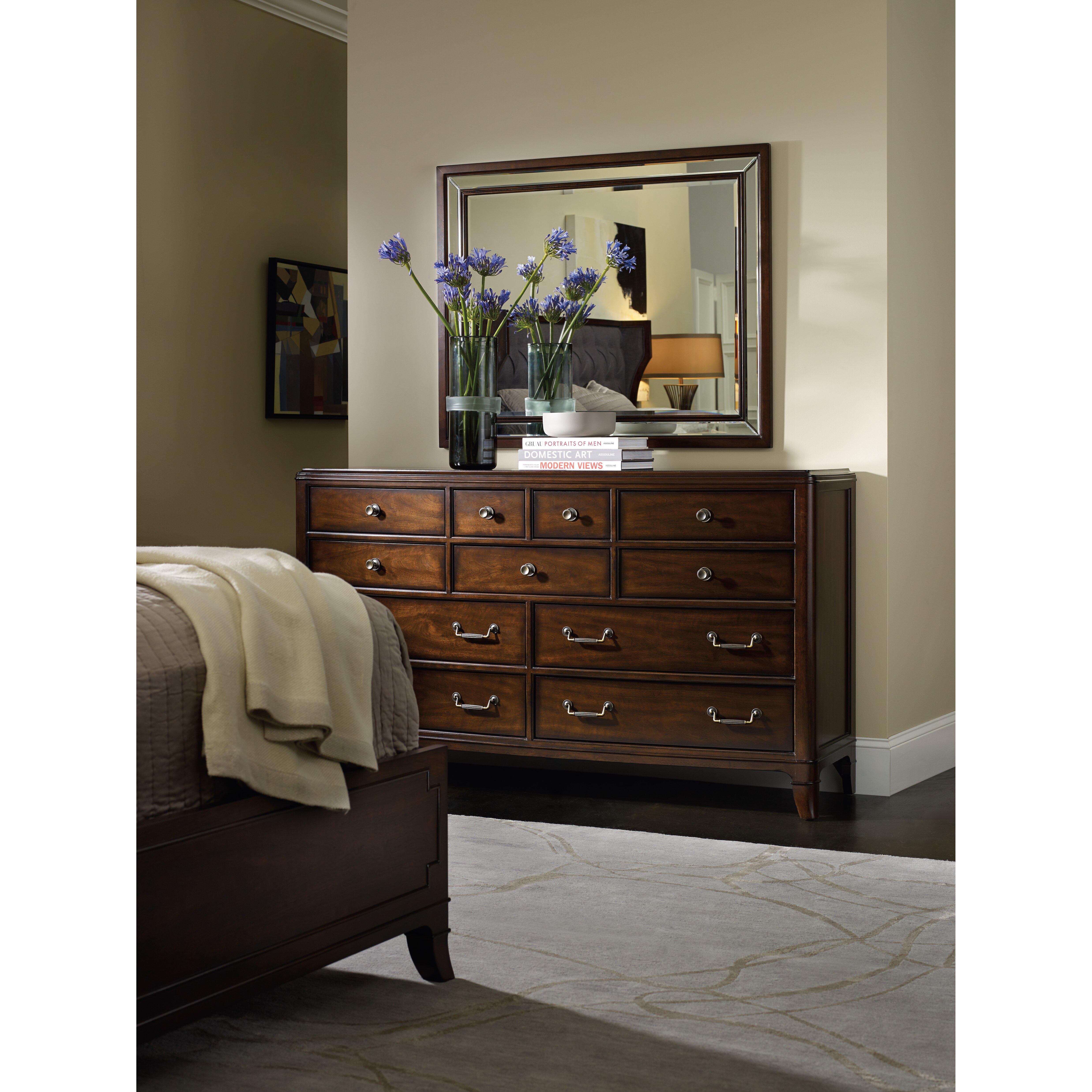 Hooker Furniture Palisade 11 Drawer Dresser & Reviews