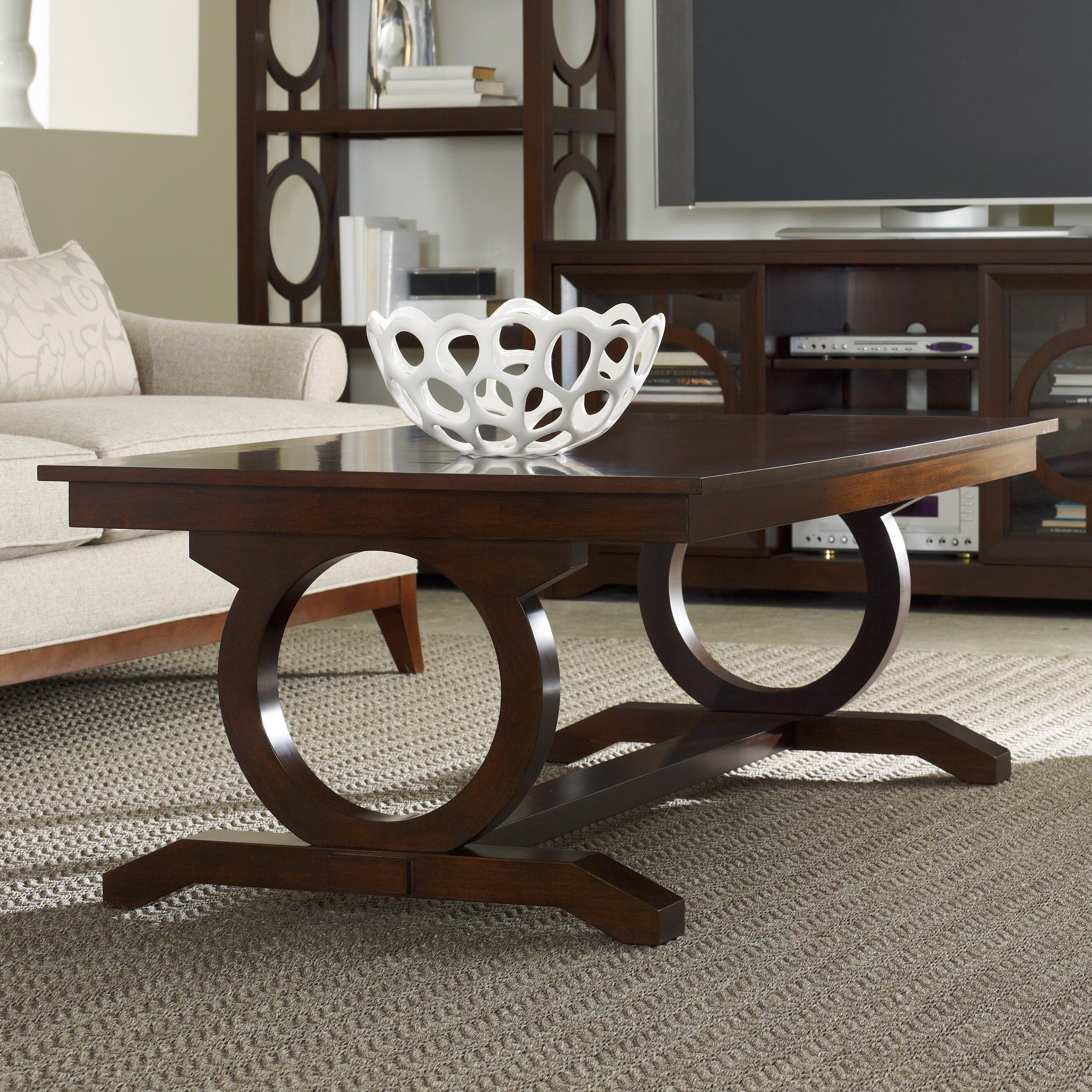 Hooker Furniture Kinsey Coffee Table Reviews Wayfair