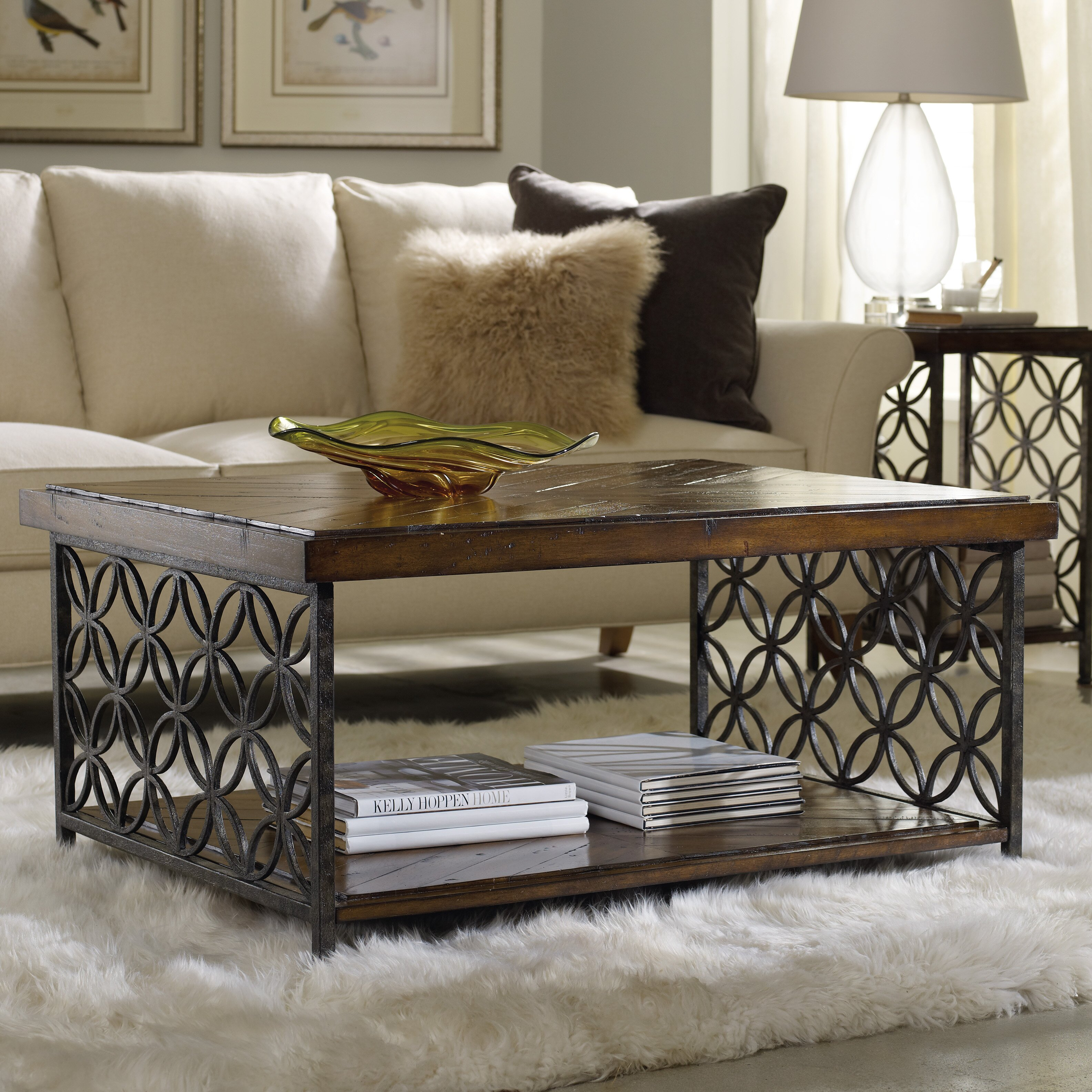 Lpd Furniture Accent White Coffee Table: Hooker Furniture Accents Coffee Table & Reviews