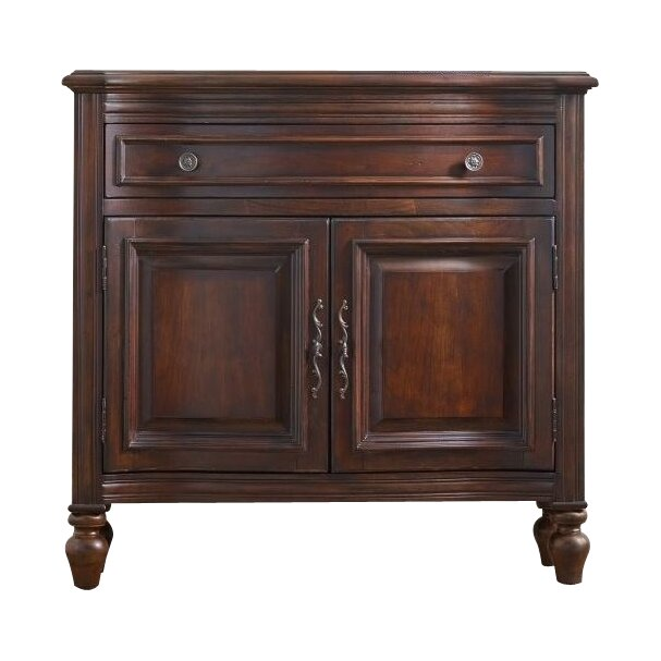Hooker furniture seven seas 1 drawer accent cabinet for I furniture reviews