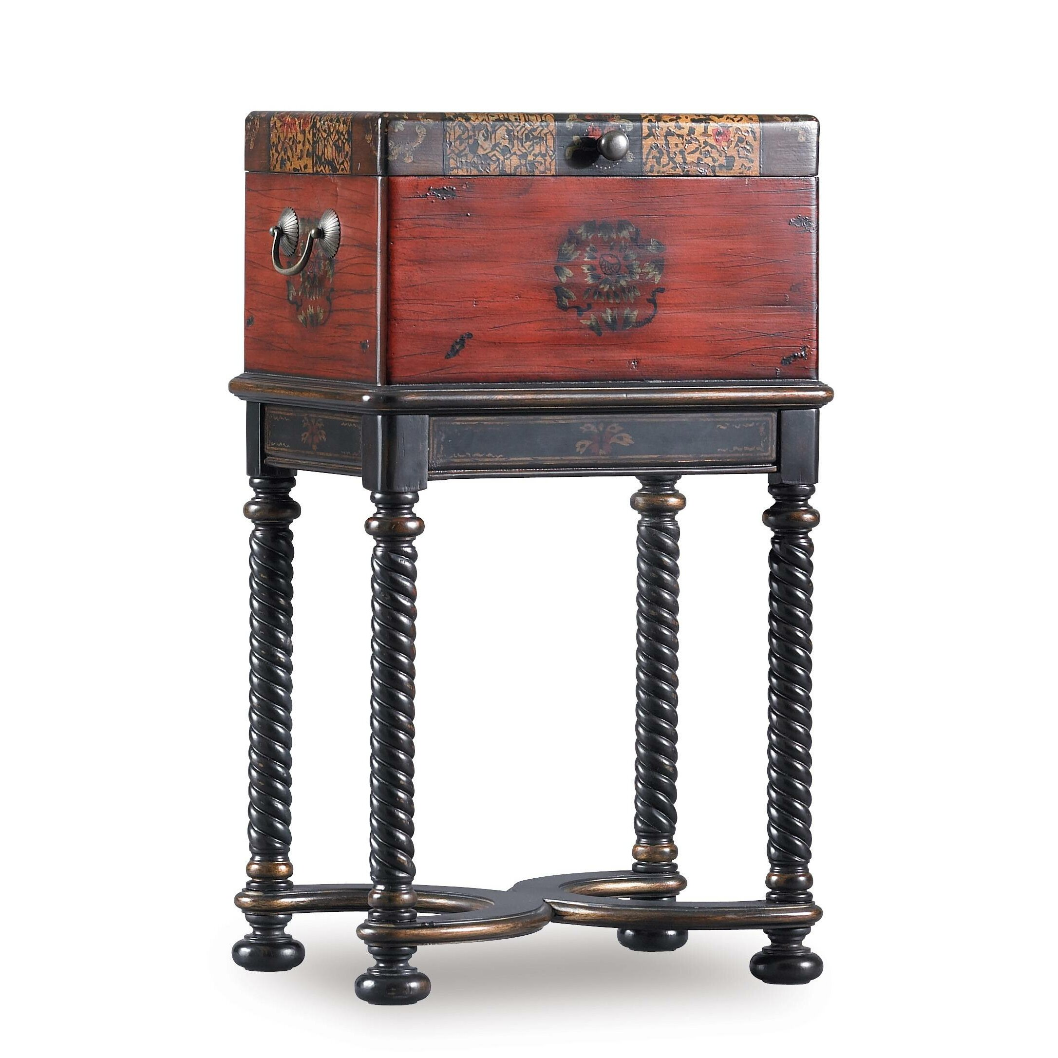 Hooker Furniture Dynasty Box on Stand & Reviews