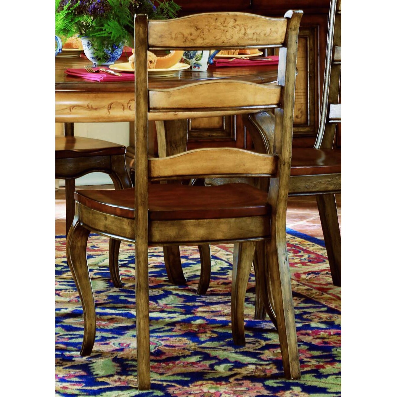 Hooker furniture vineyard 7 piece dining set reviews for Furniture 7 reviews