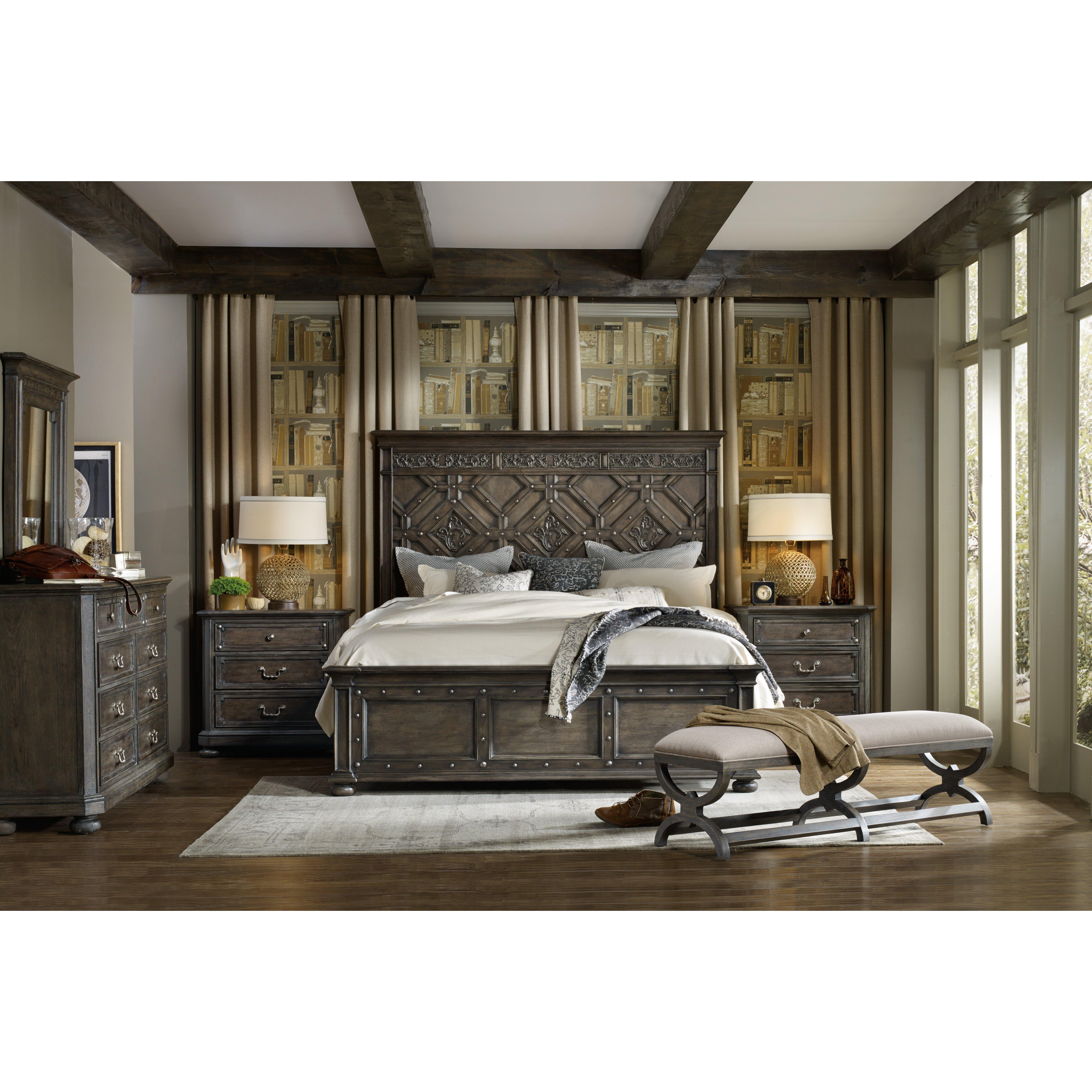 furniture bedroom furniture california king bedroom sets hooker