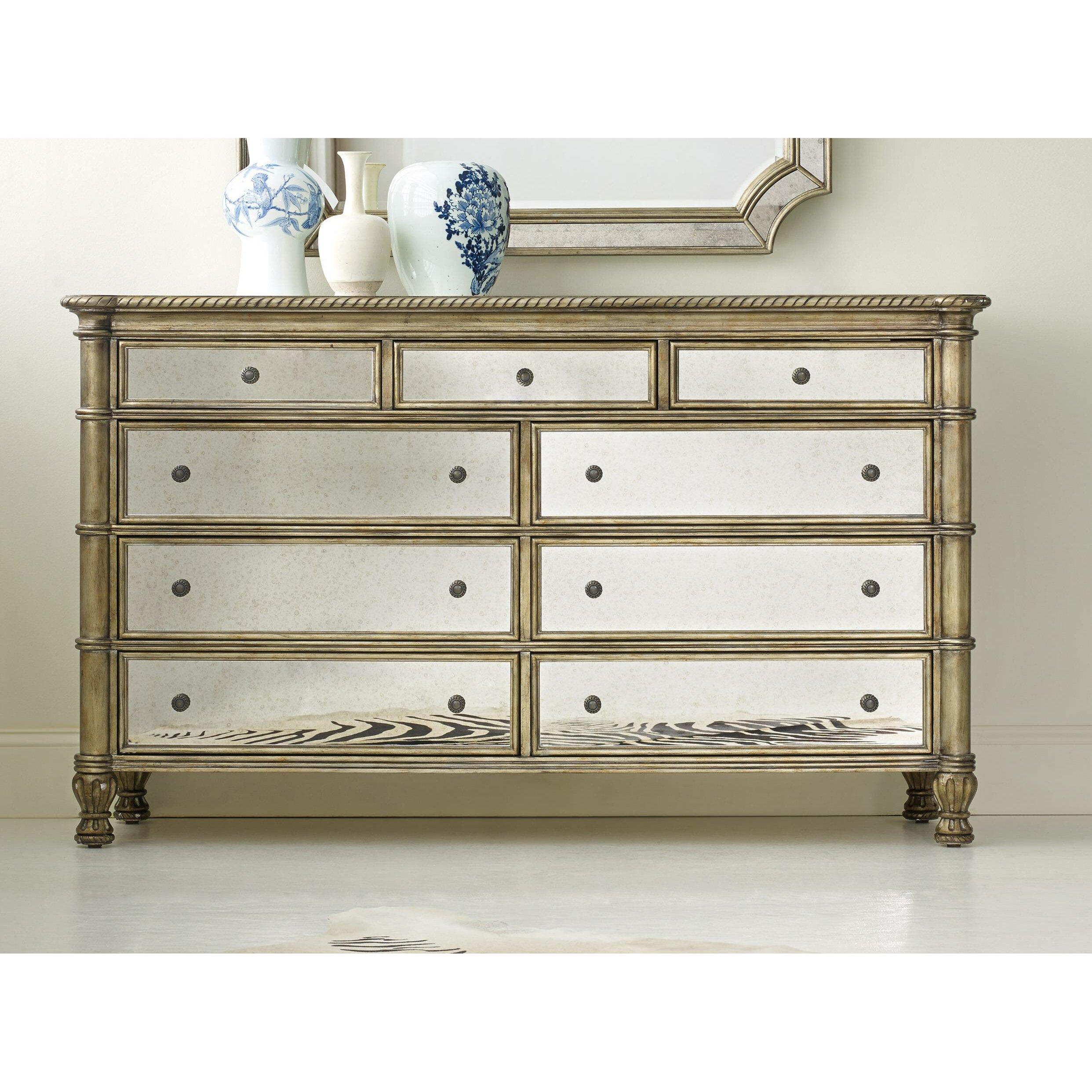 Hooker Furniture Melange Canopy Customizable Bedroom Set & Reviews