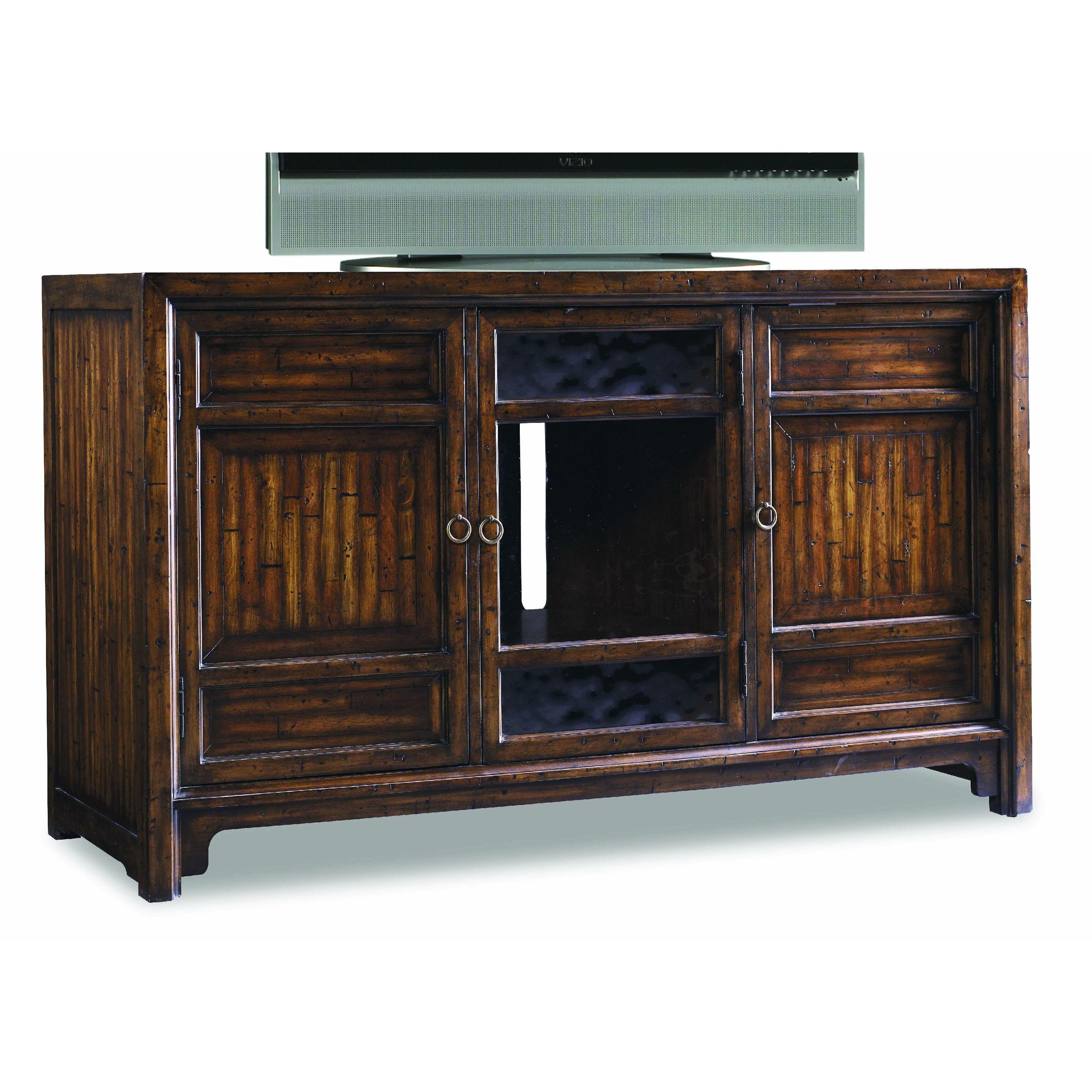 Hooker Furniture Melange TV Stand & Reviews