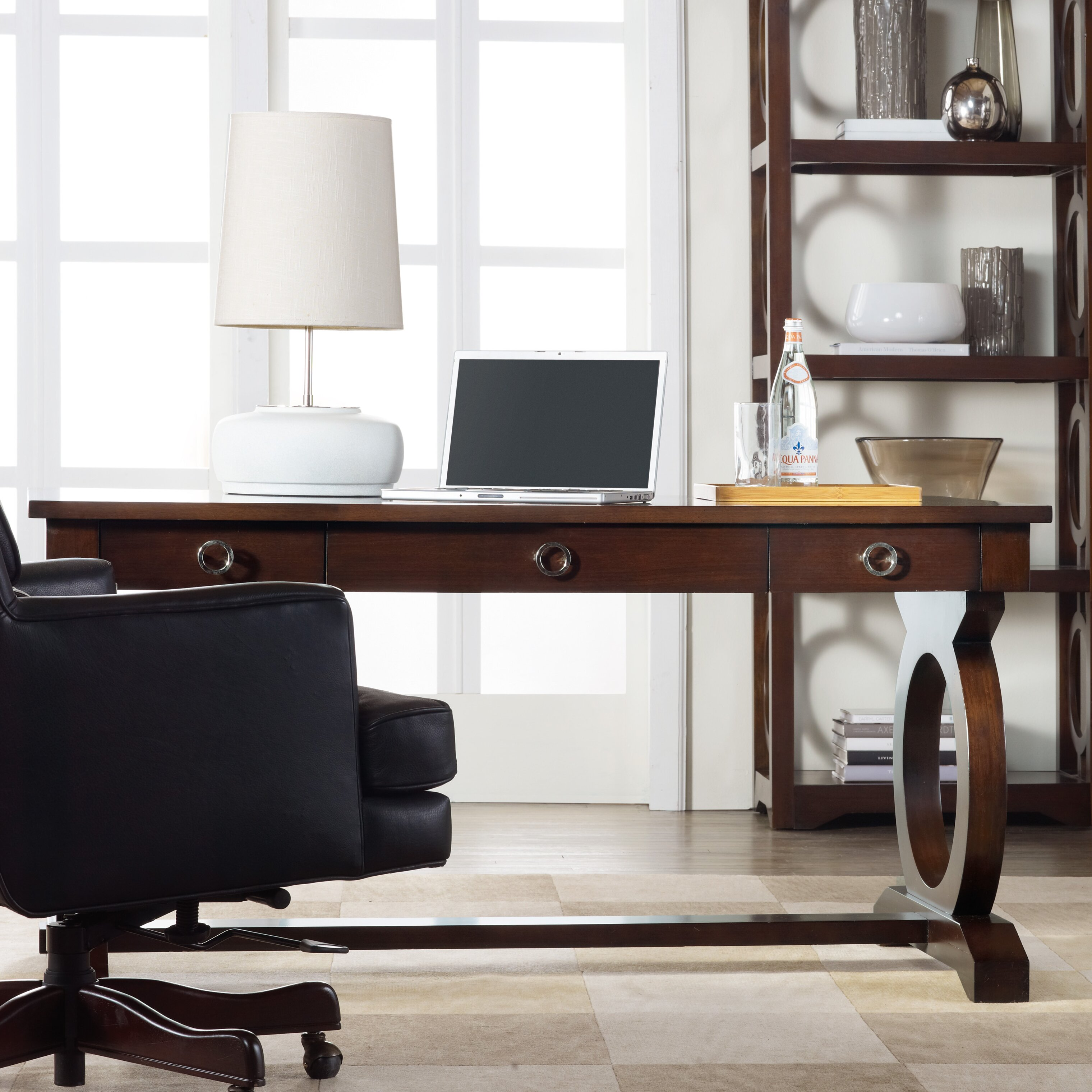 Hooker Furniture Kinsey Computer Desk With Keyboard Tray