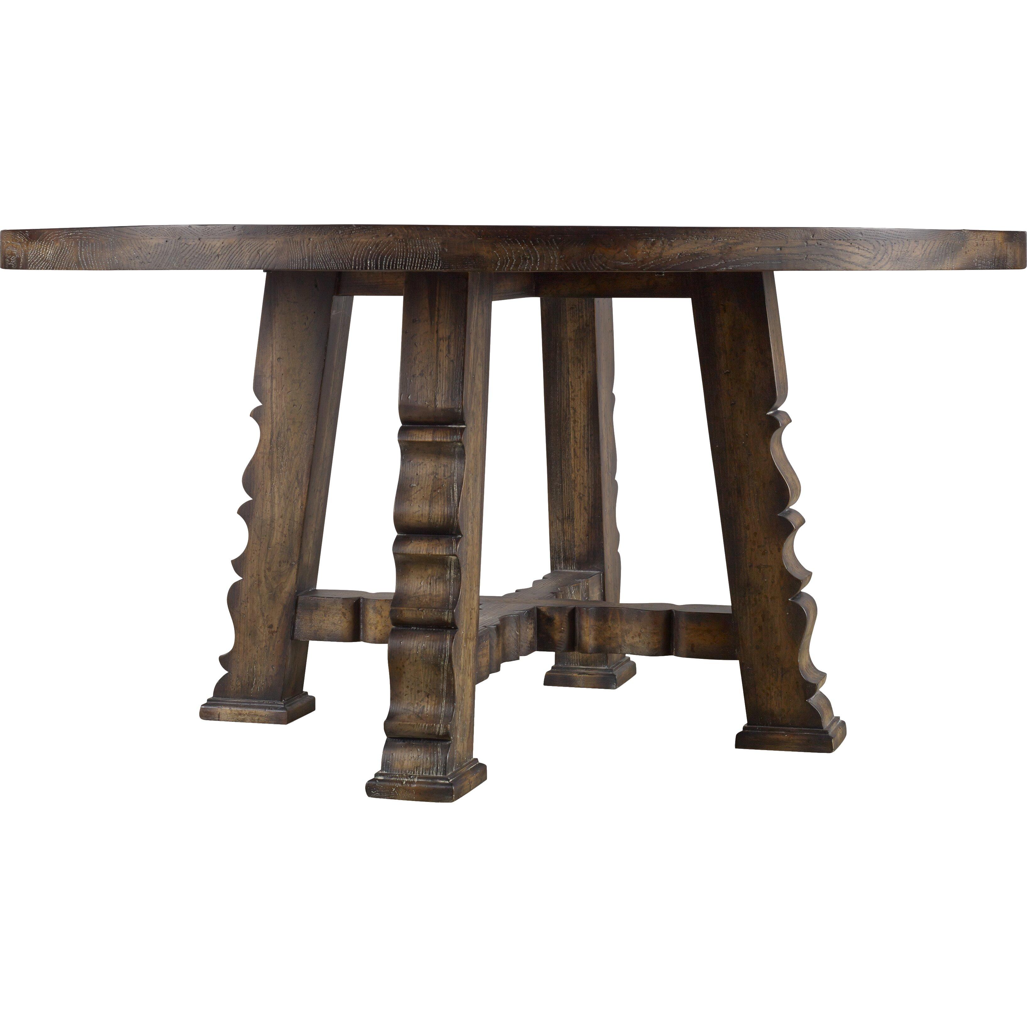 hooker furniture willow bend dining table wayfair. Black Bedroom Furniture Sets. Home Design Ideas