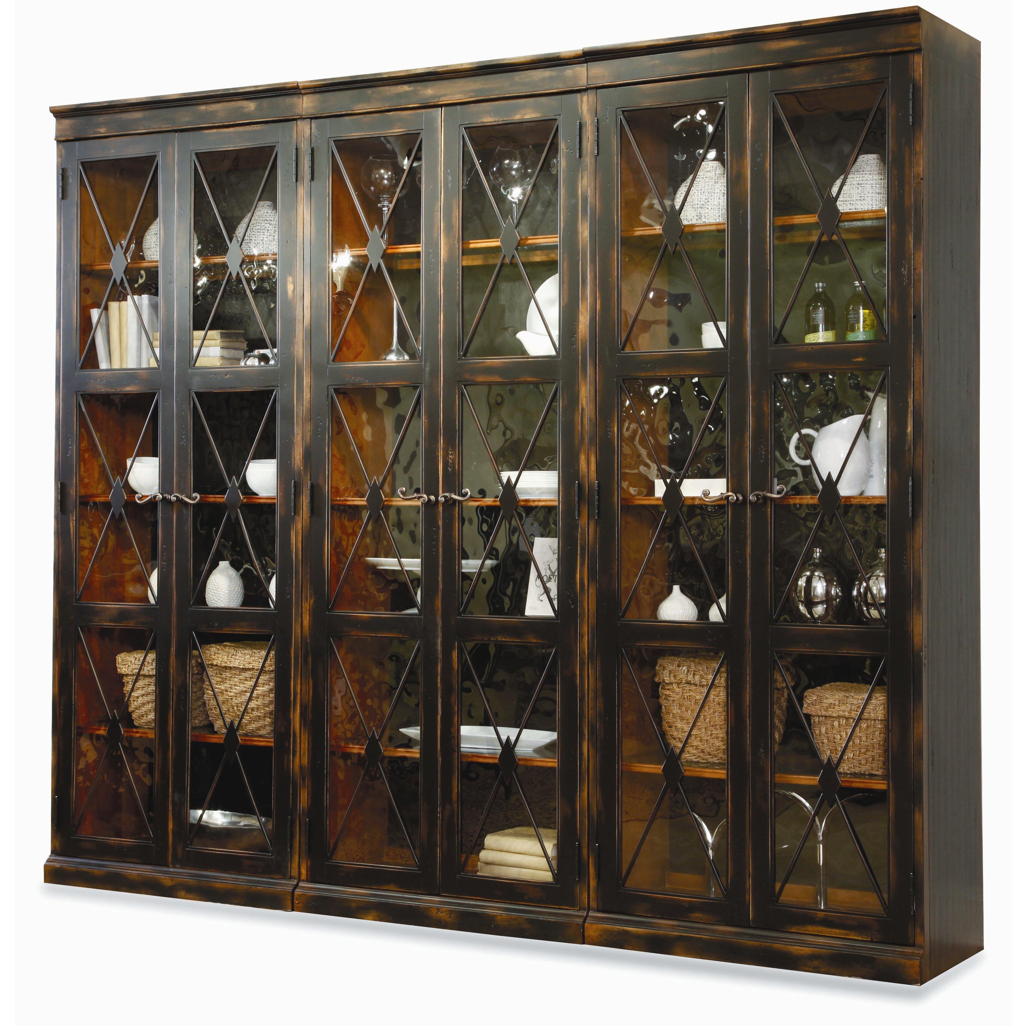 Hooker Furniture Sanctuary Curio Cabinet & Reviews