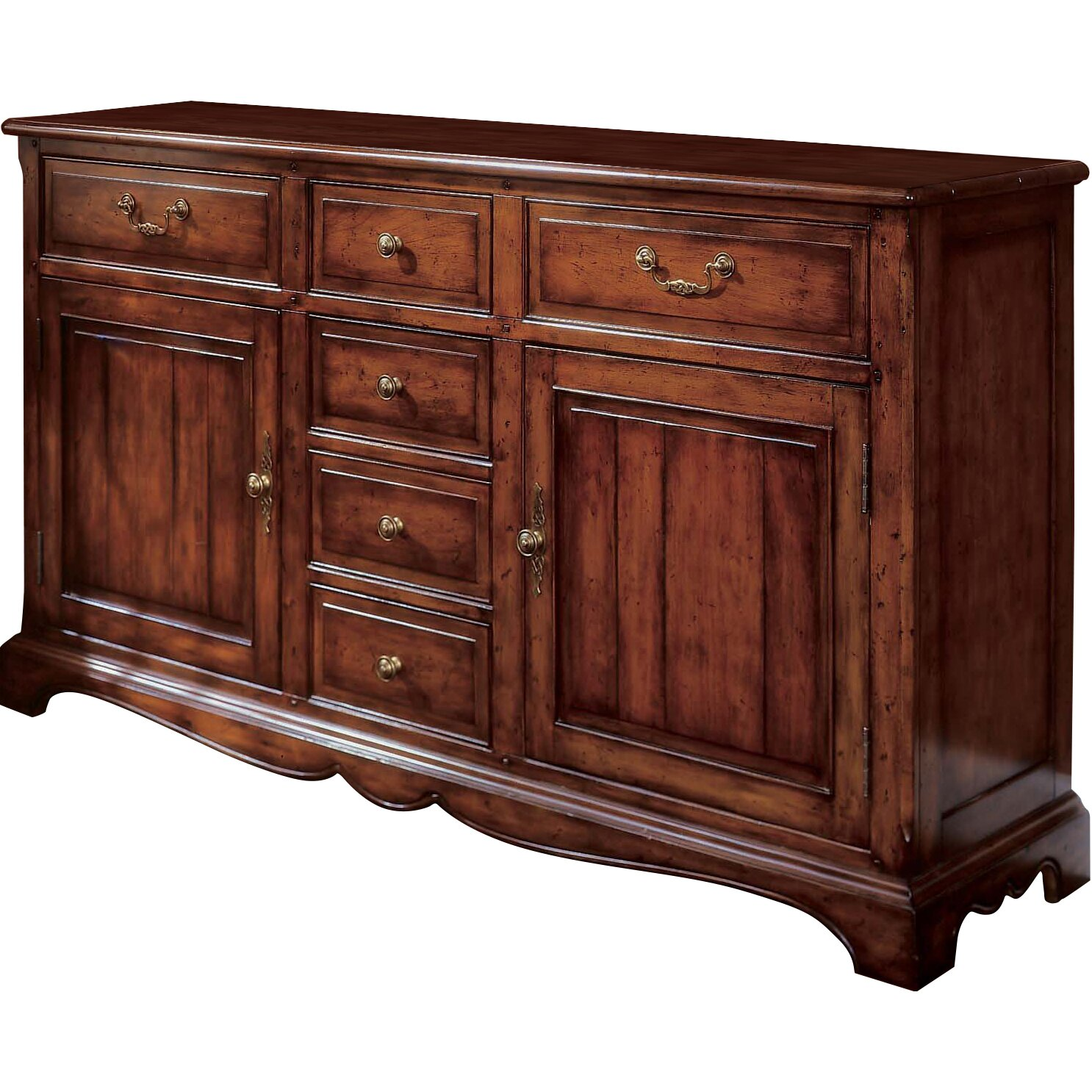 Hooker furniture waverly place buffet reviews wayfair for Place furniture