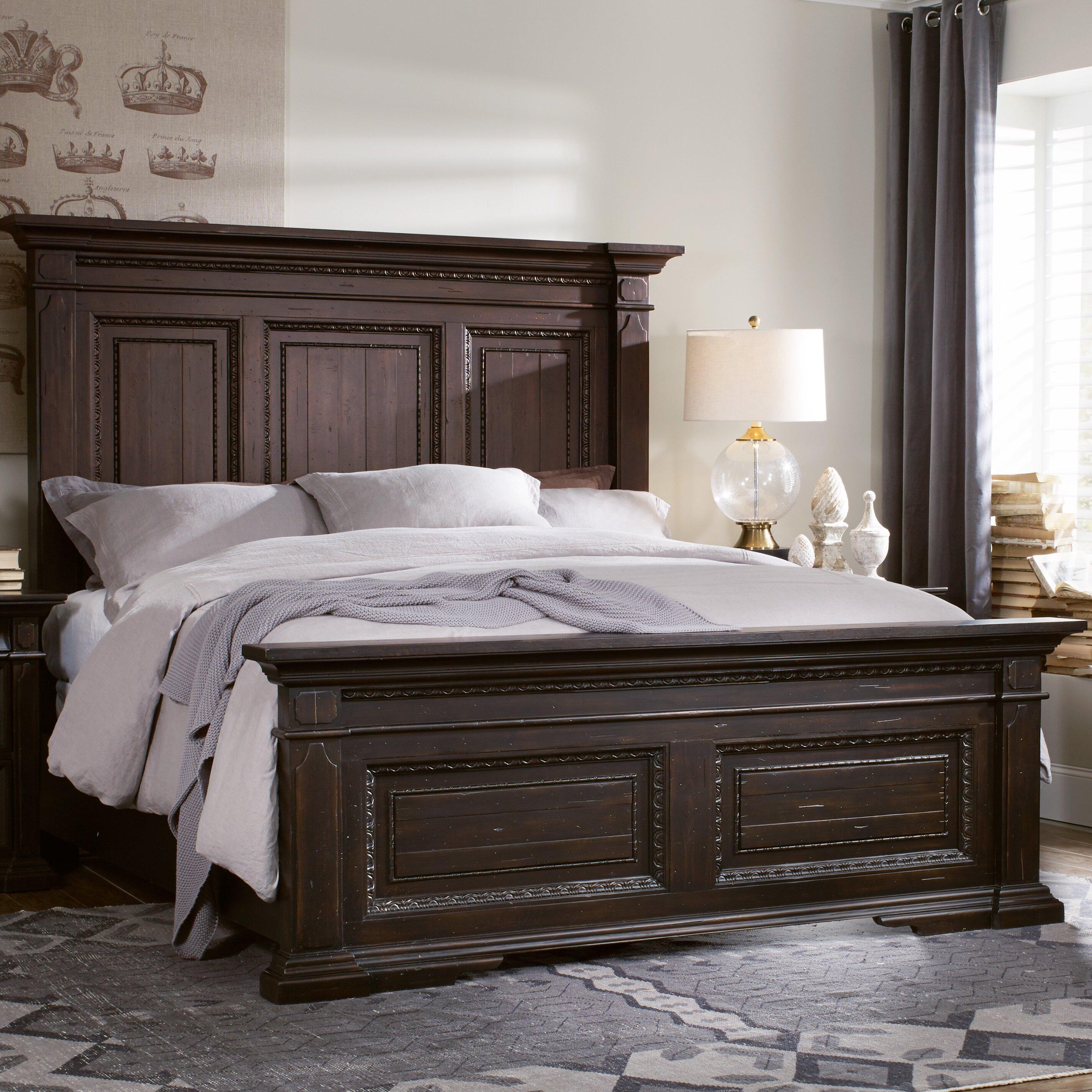 Hooker Furniture Treviso Panel Bed Reviews