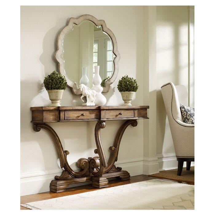 Hooker Furniture Sanctuary Console Table & Reviews
