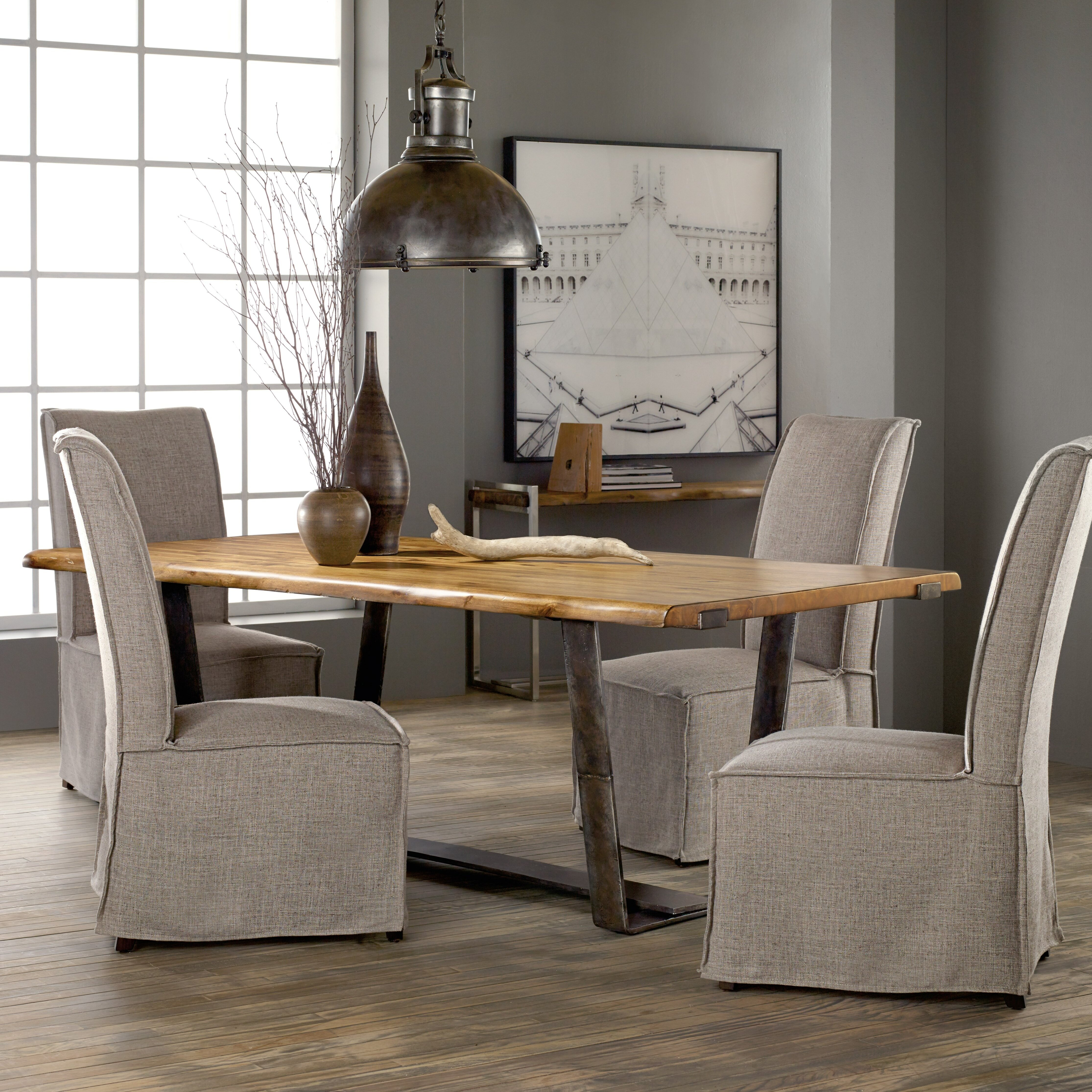 Hooker Furniture Live Edge Dining Table Reviews
