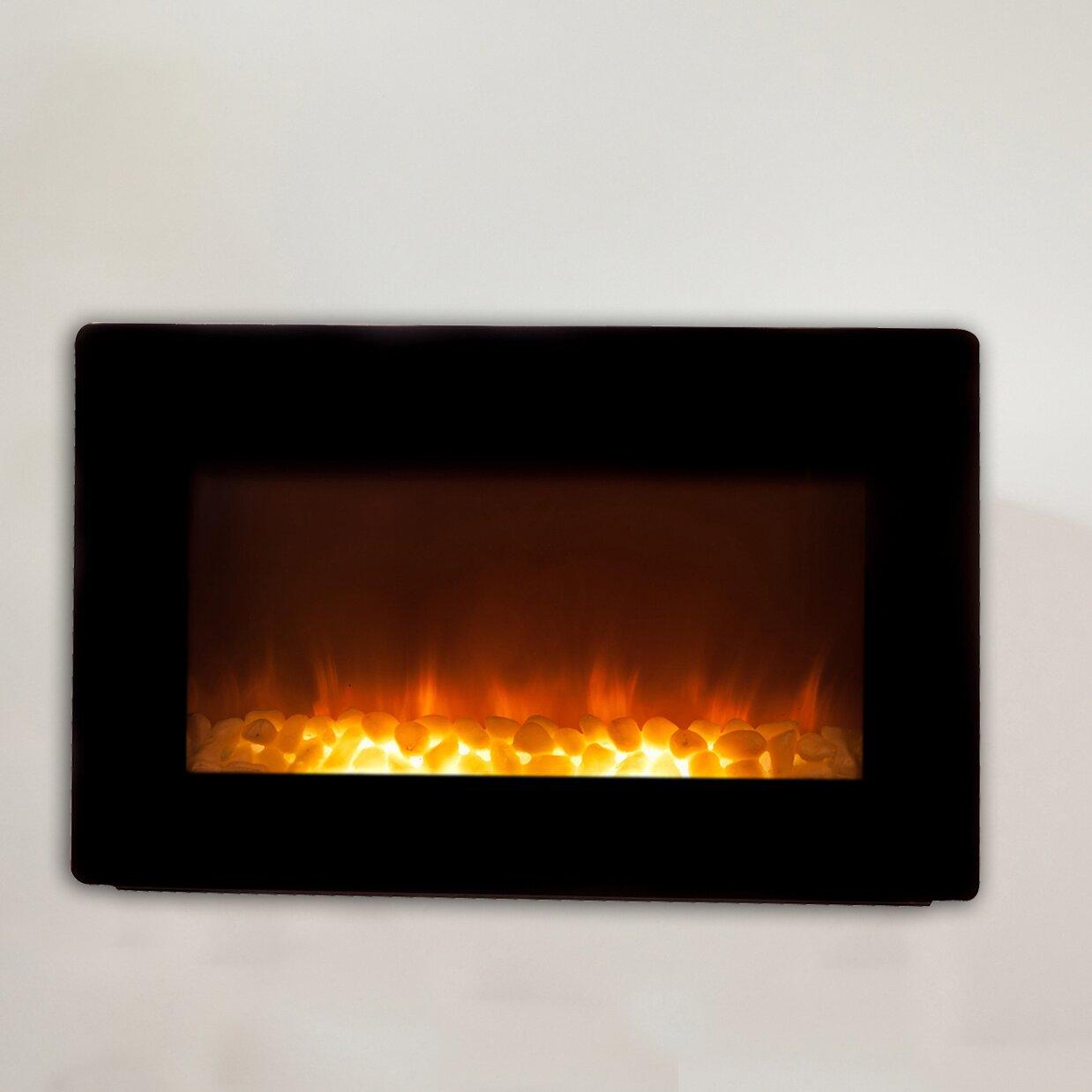 Fire Sense Wall Mount Electric Fireplace Reviews