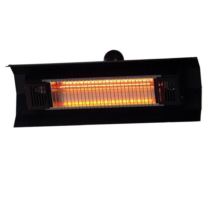sense wall mounted electric patio heater reviews