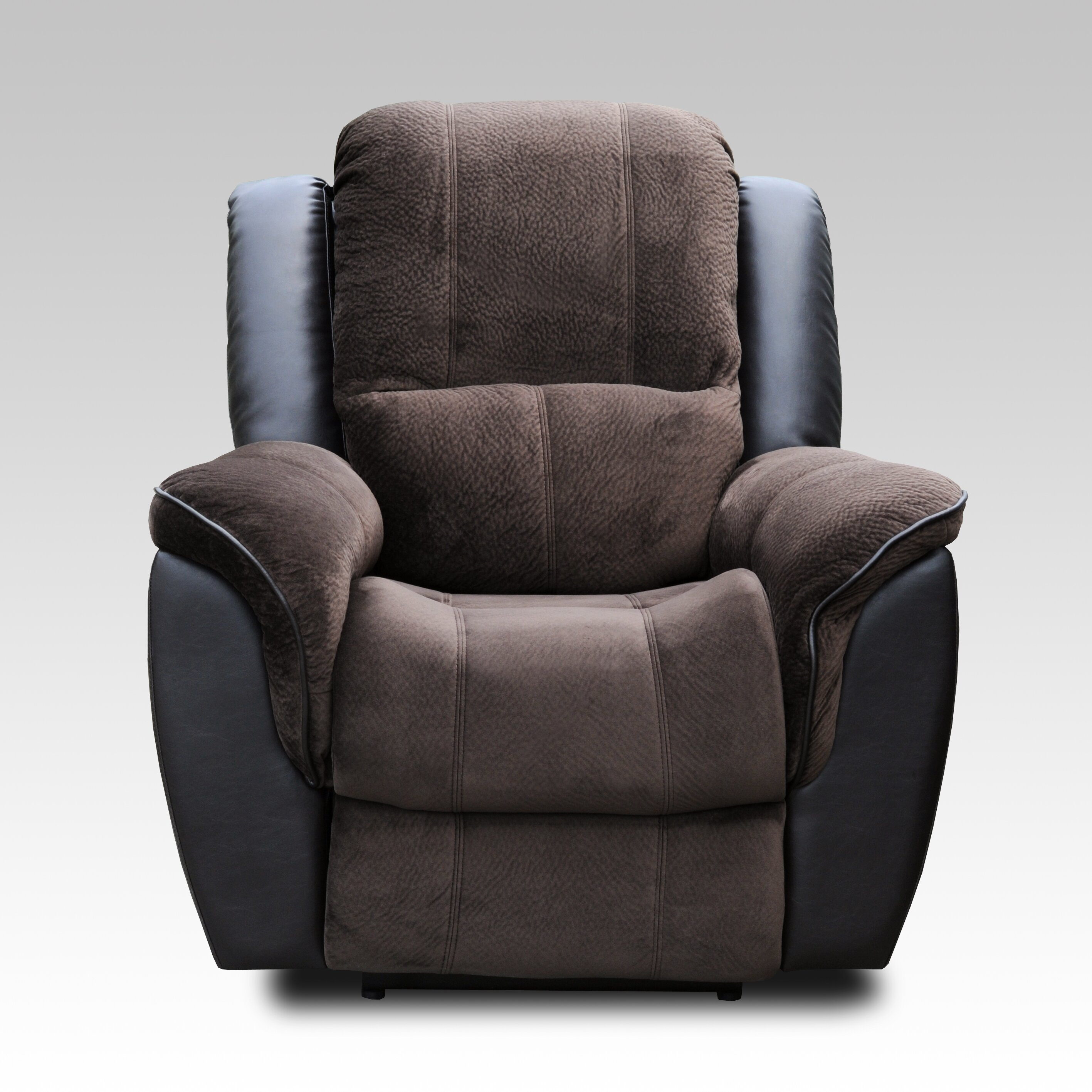 AC Pacific Massage Recliner Reviews Wayfair