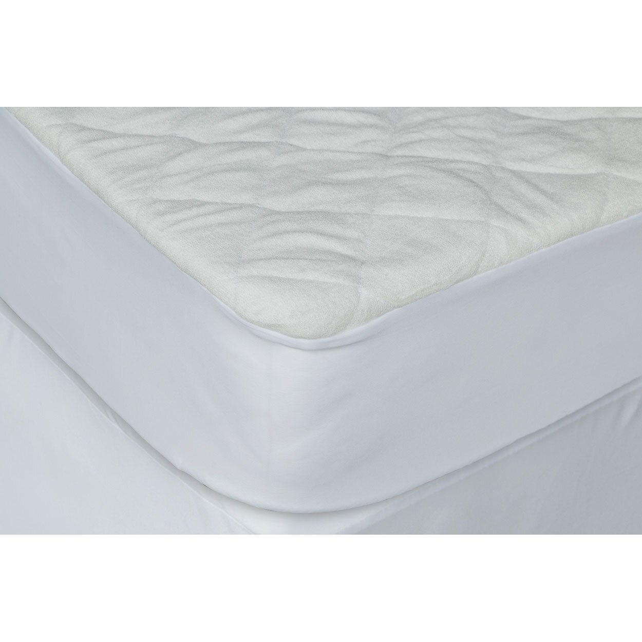 ac pacific crib with pad liner hypoallergenic waterproof With bed liner mattress protector