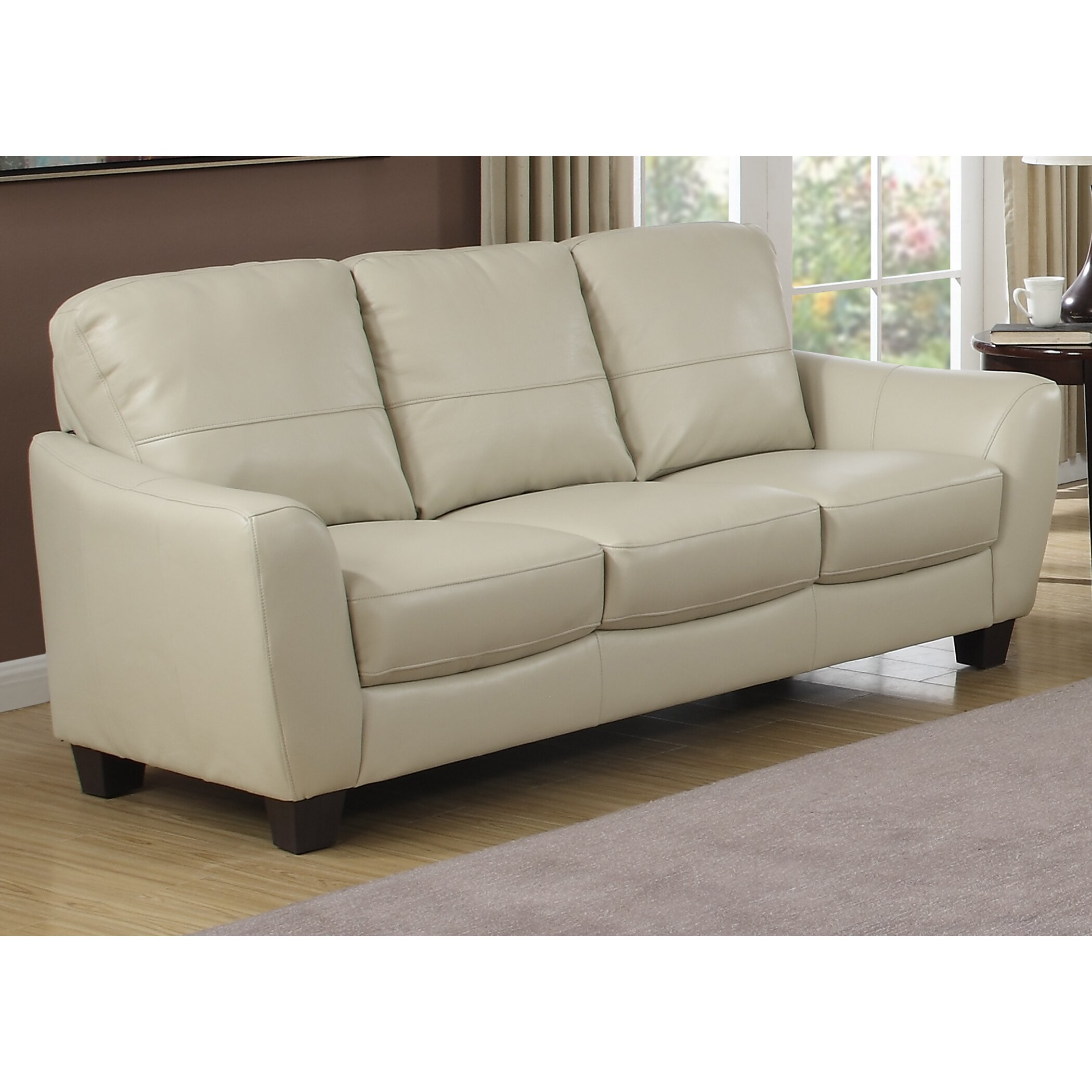 AC Pacific Sawyer Sofa and Loveseat Set & Reviews