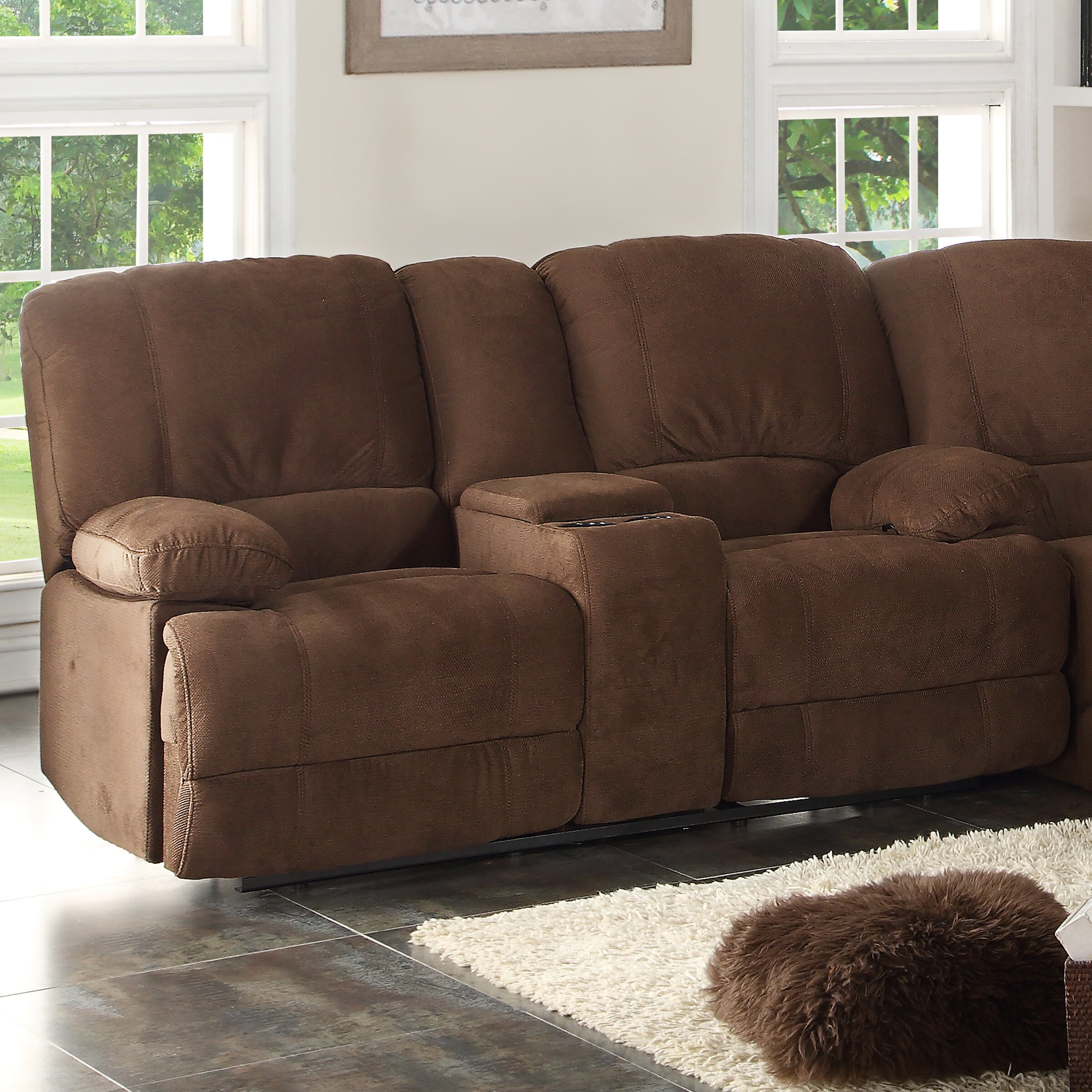 AC Pacific Kevin Sectional & Reviews