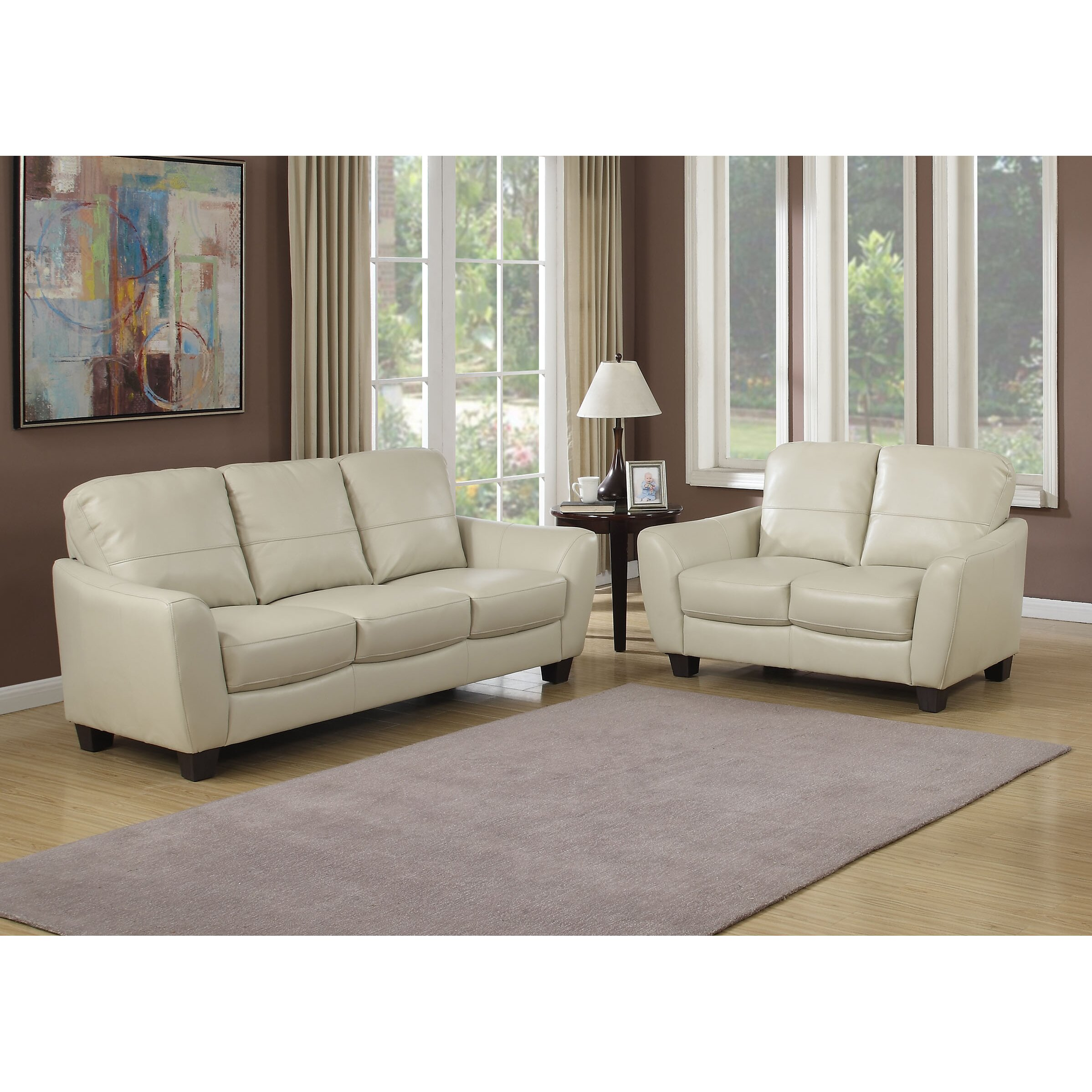 ... Ac Pacific Furniture Reviews By Ac Pacific Sawyer Sofa And Loveseat Set  Reviews Wayfair ...