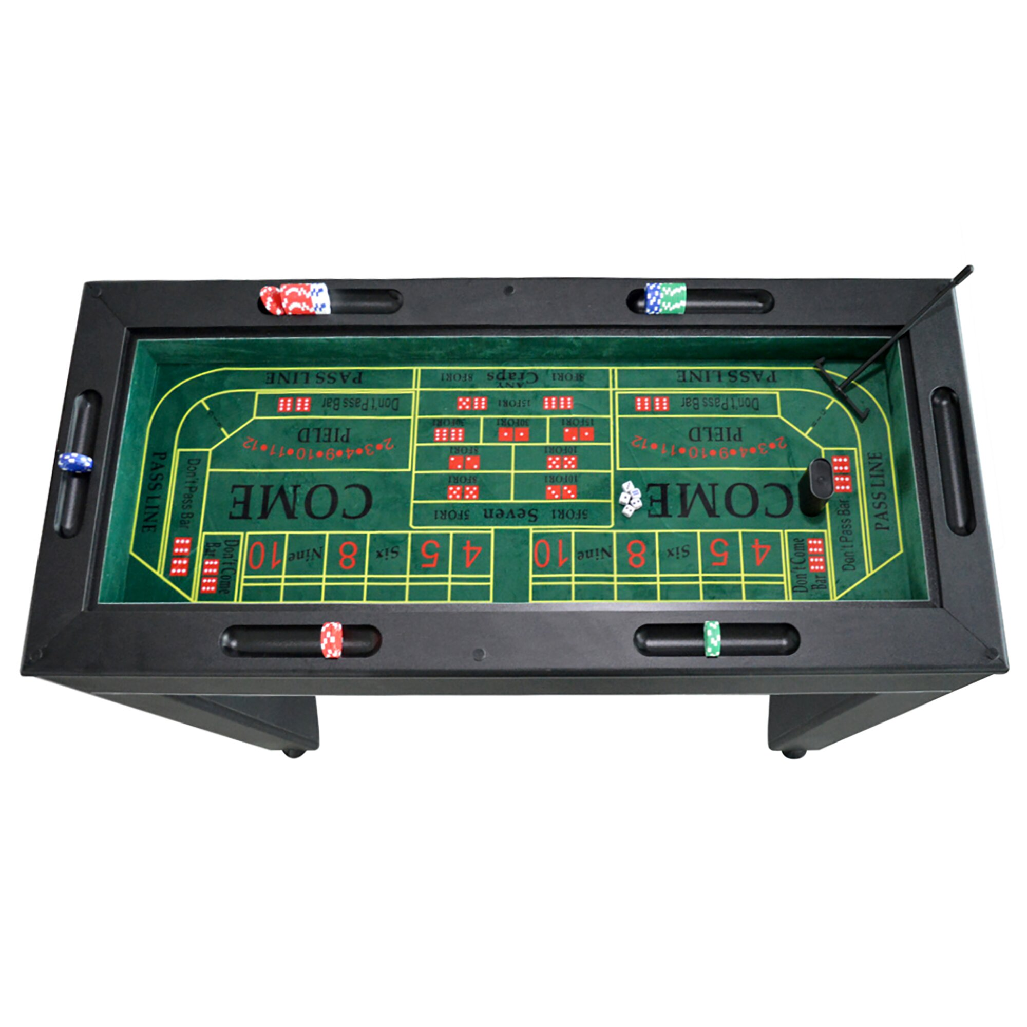 Monte Carlo Game Room