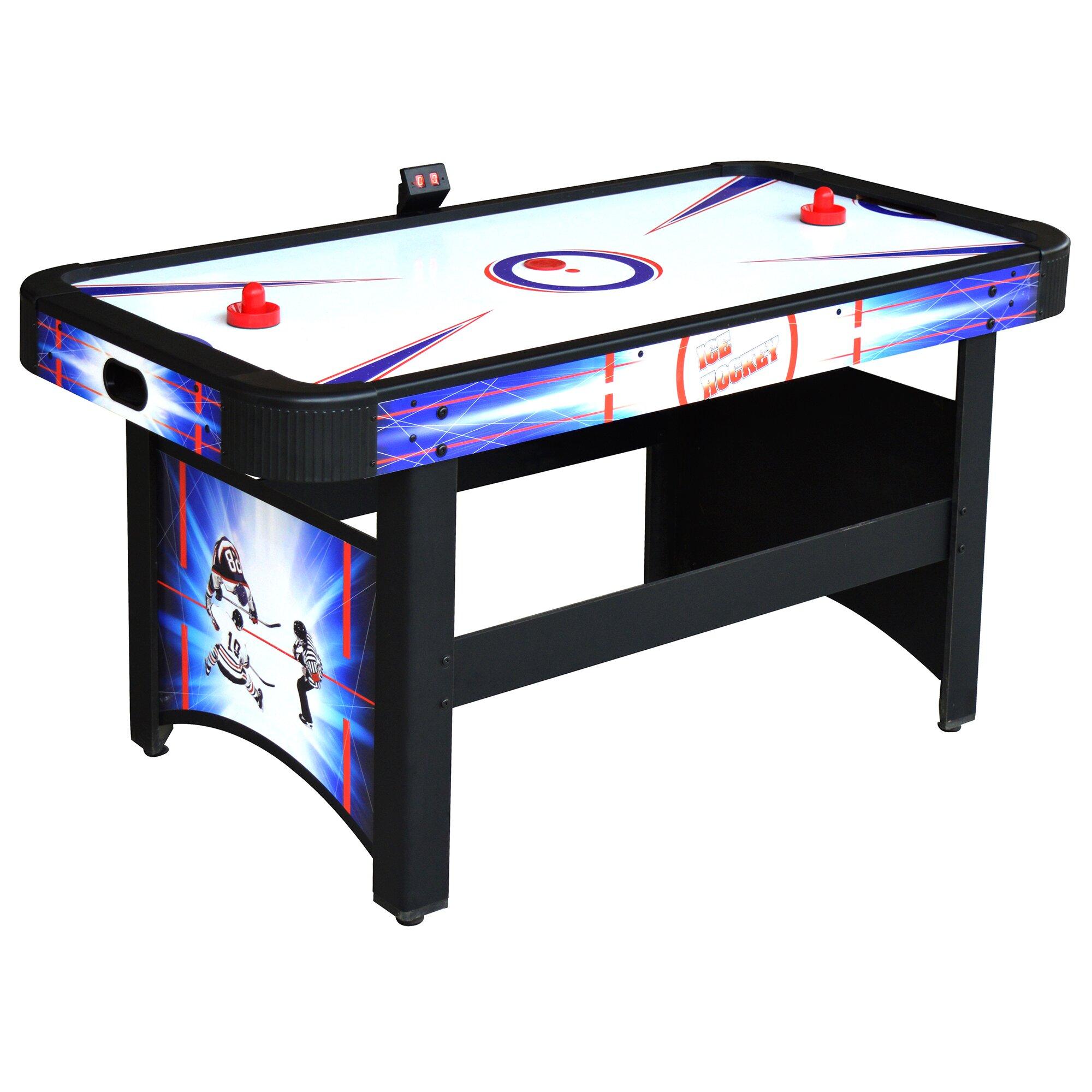 Hathaway Games Patriot 5 39 Air Hockey Table Reviews